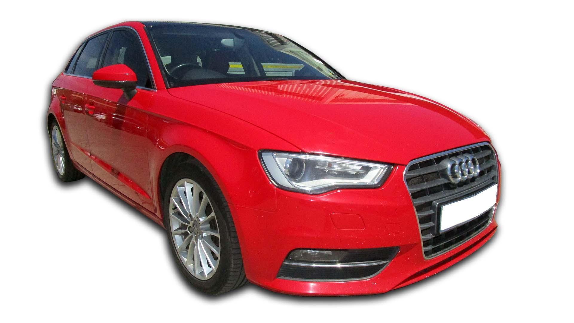 Audi A3 Sportback 1.8T Fsi