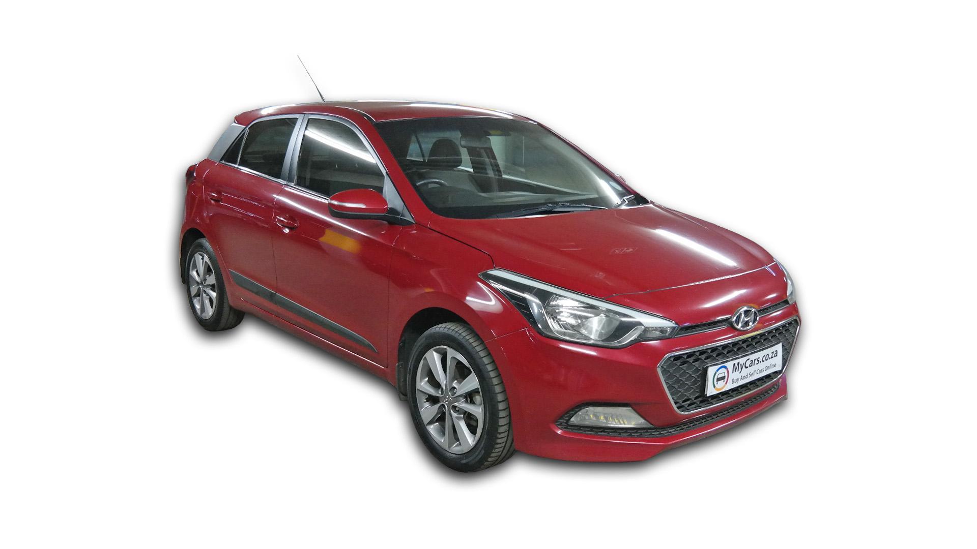Hyundai I20 1.4 Fluid A/T
