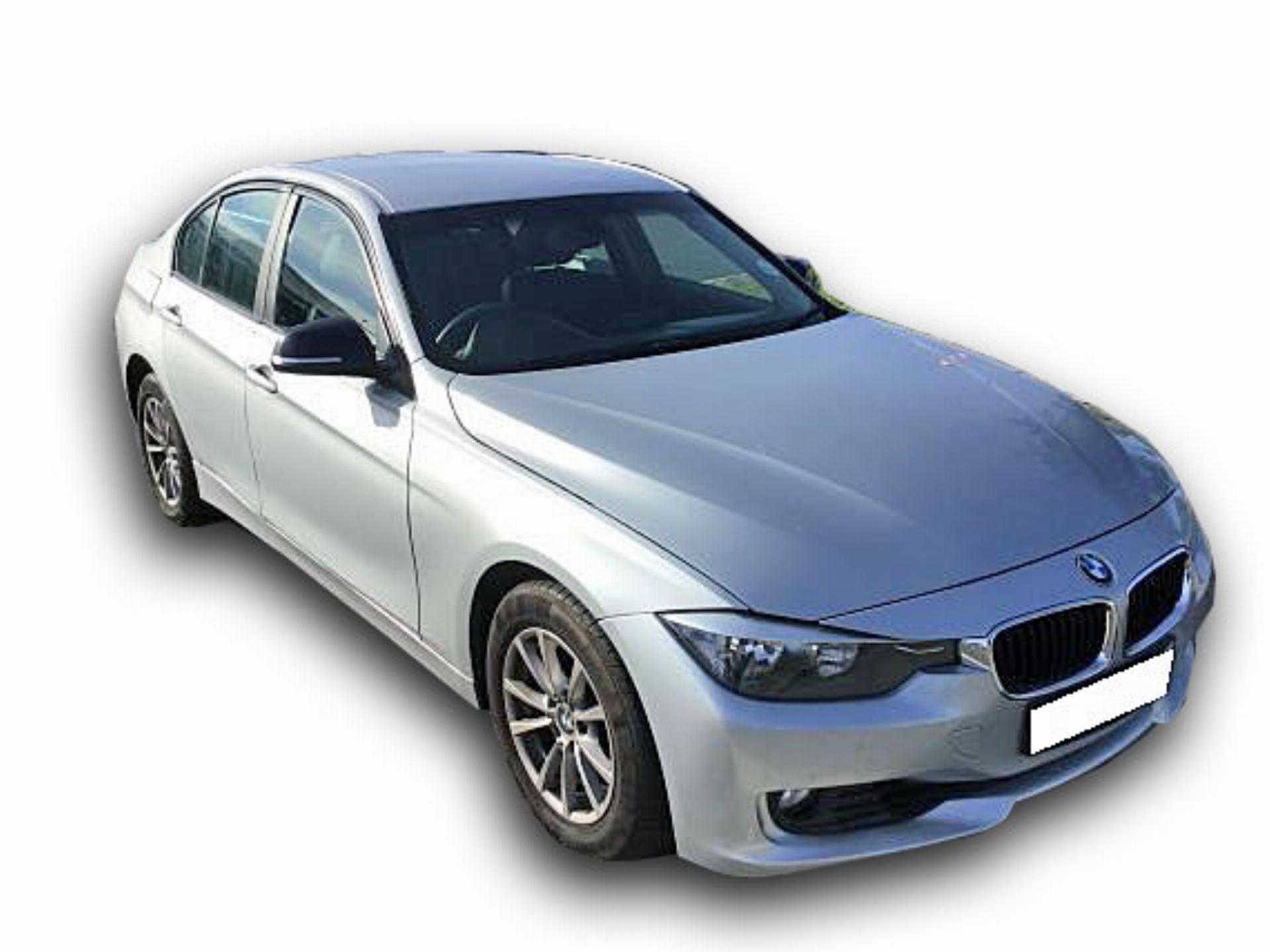BMW 3 Series 320I Msport F30