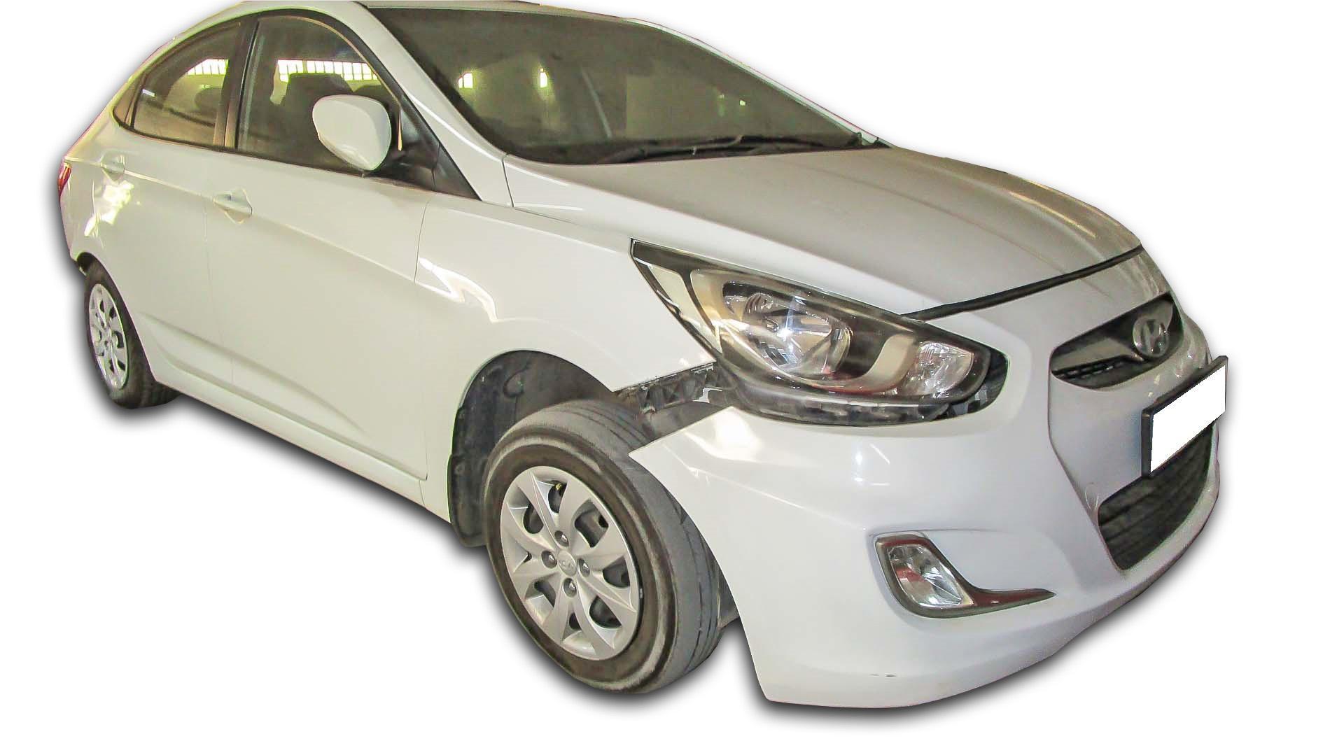 Hyundai Accent 1.6 GLS/ Fluid