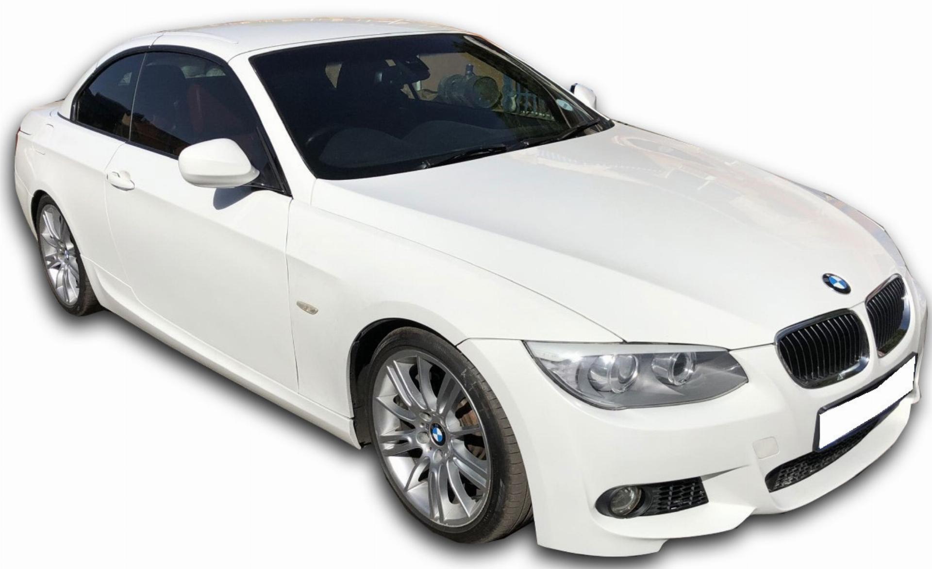 BMW 3 Series 335I Convertable M Sports