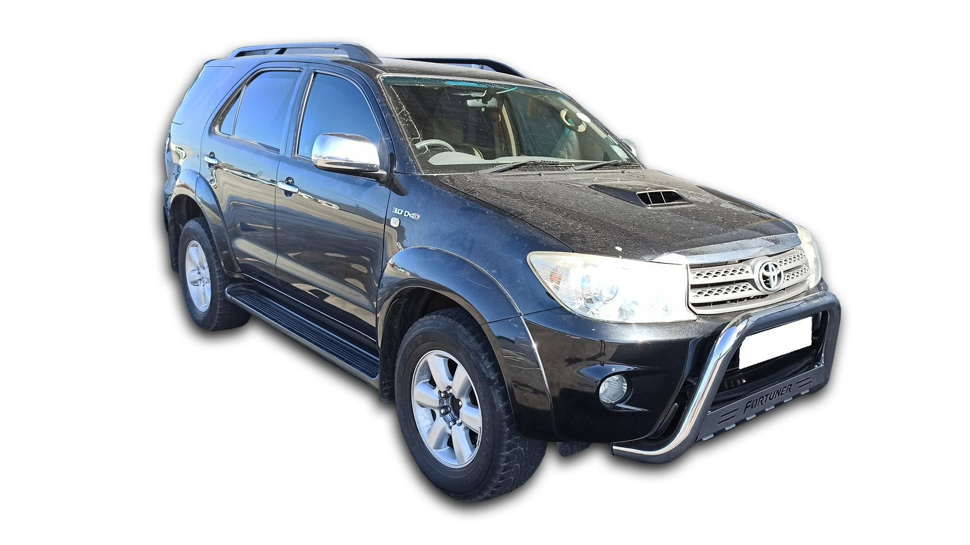 Toyota Fortuner 3.0 D-4D R/B