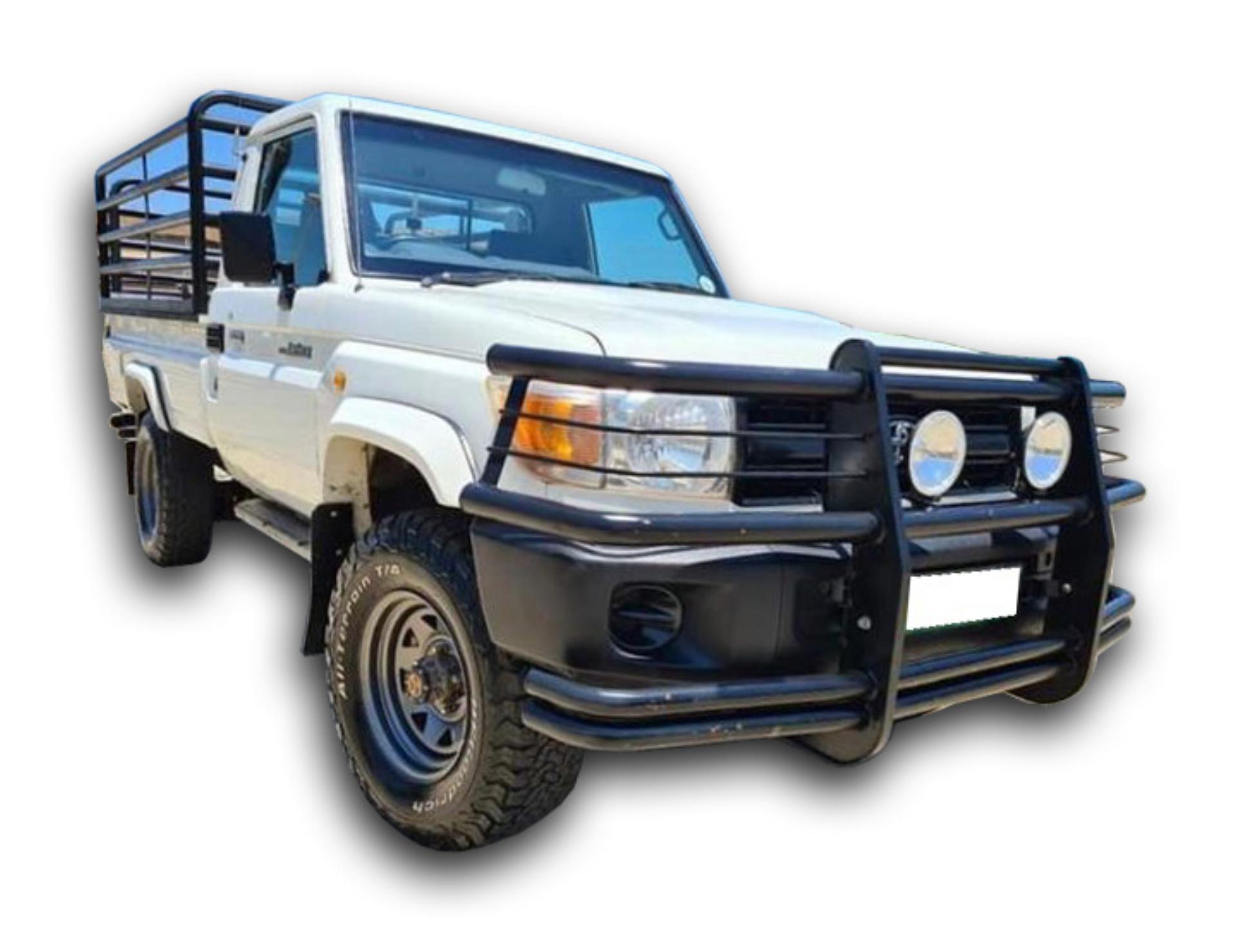 Toyota Land Cruiser 79 4.0 Petrol