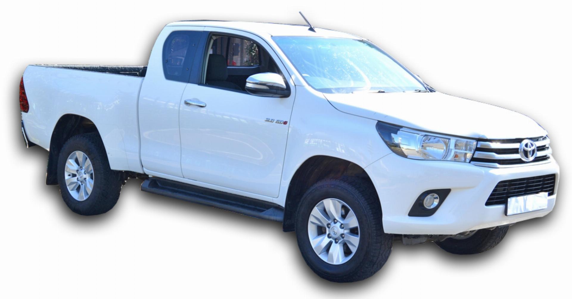 Toyota Hilux 2,8 GD-6 RB E/CAB