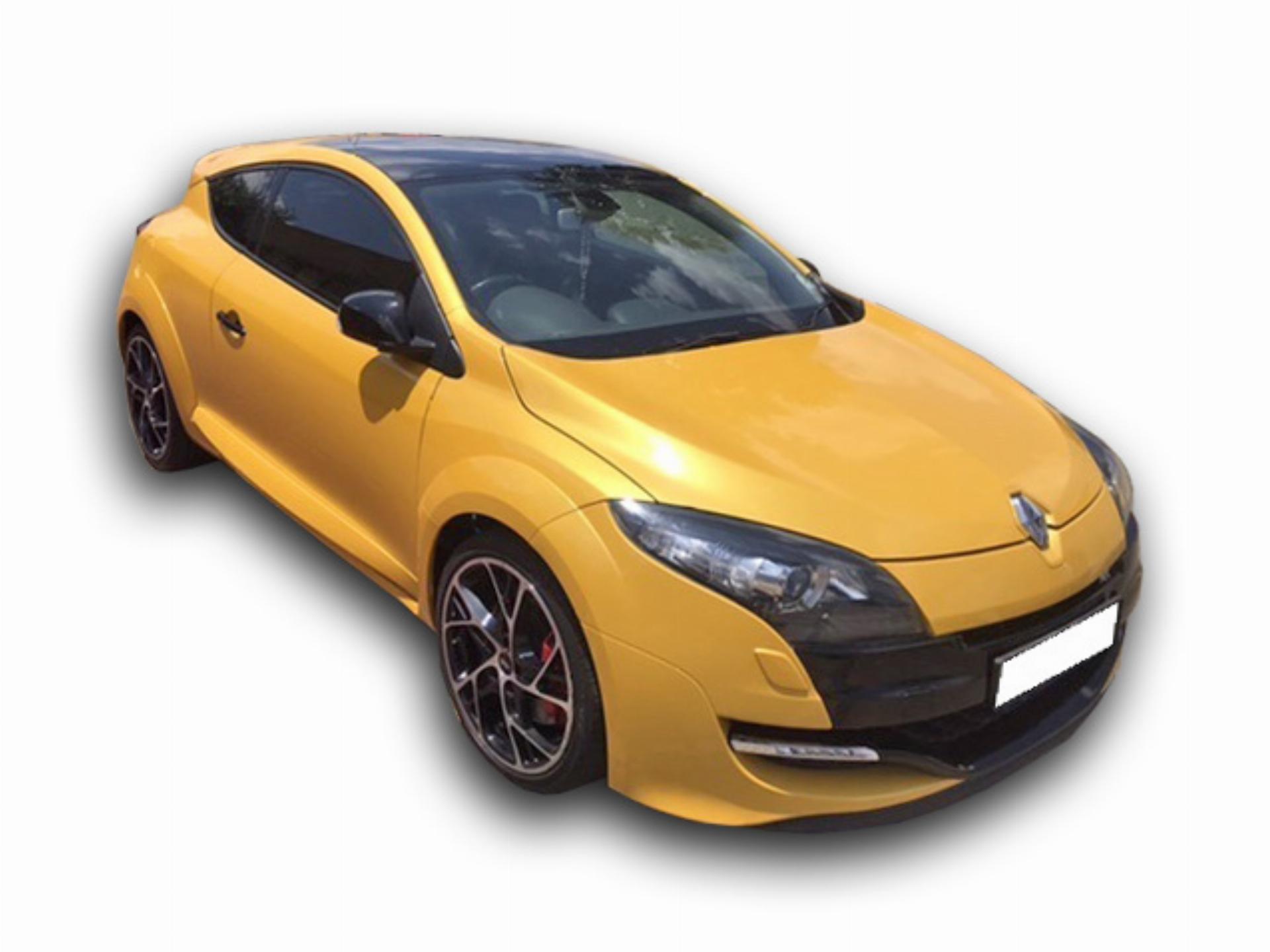 Renault Megane Iii RS 265 Cup
