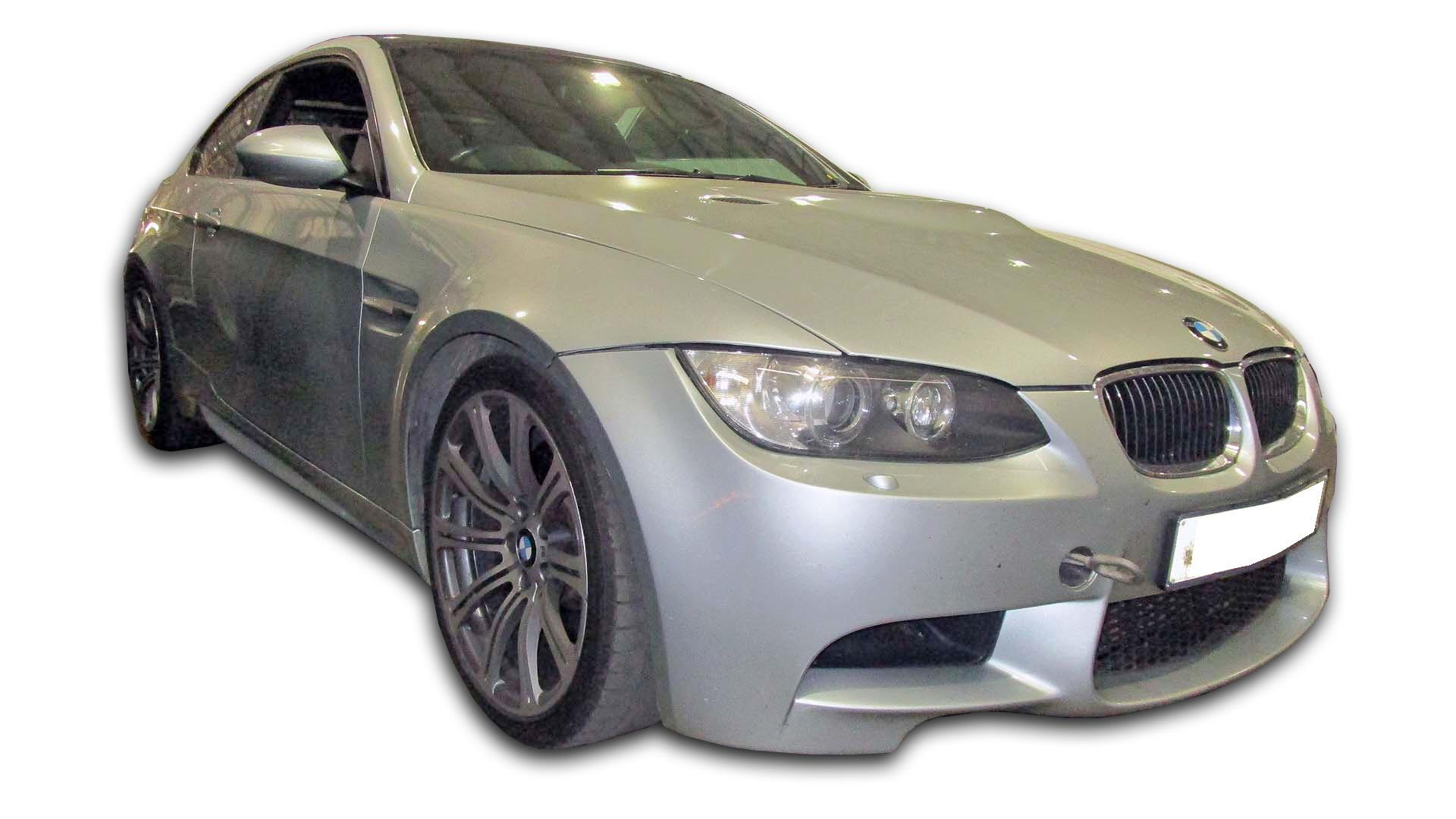 BMW M3 Coupe DCT