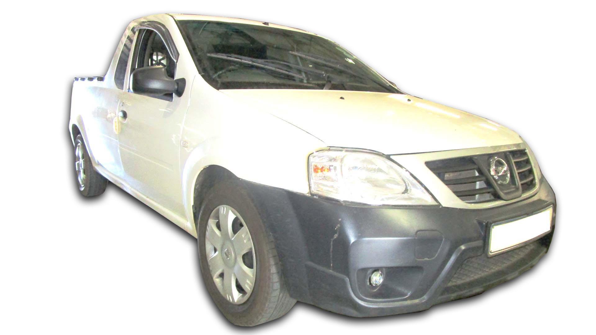 Nissan NP200 1.6 A/C Safety P/U