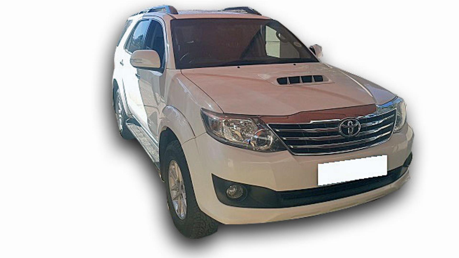 Toyota Fortuner 2.5 D4D Auto