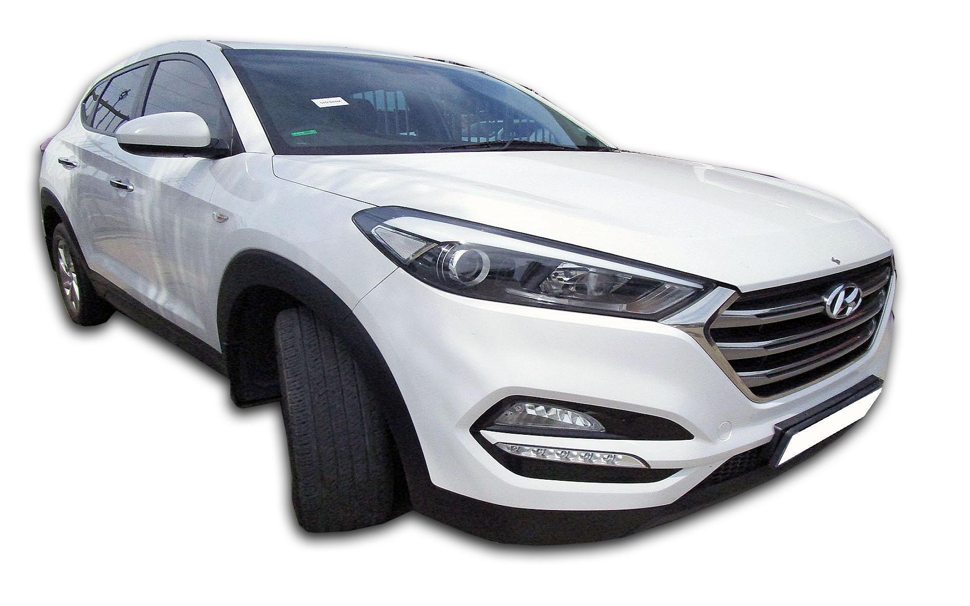 Hyundai Tucson 2.0 Premuim