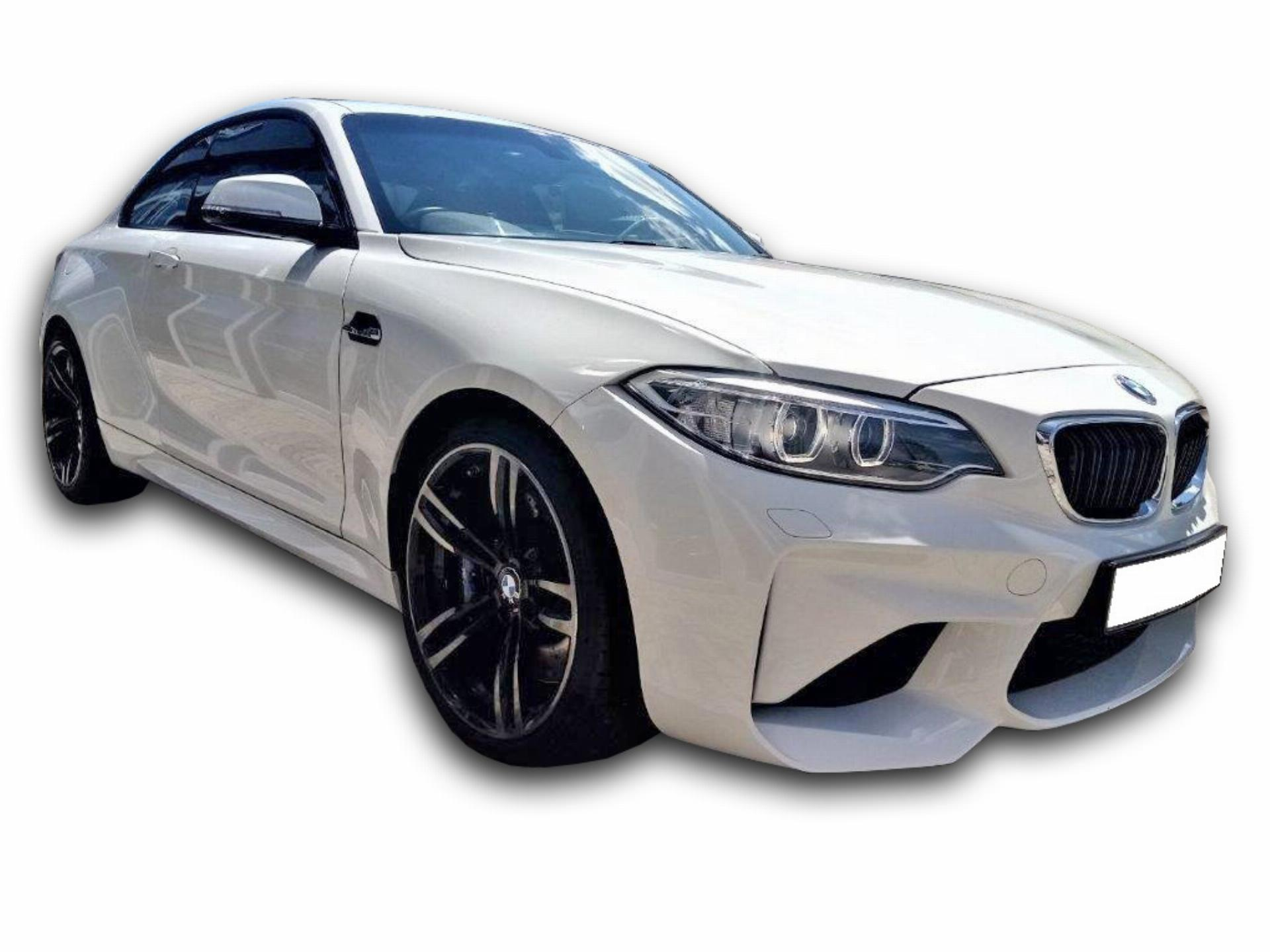 BMW 2 Series M2 Coupe M-DCT (F87)