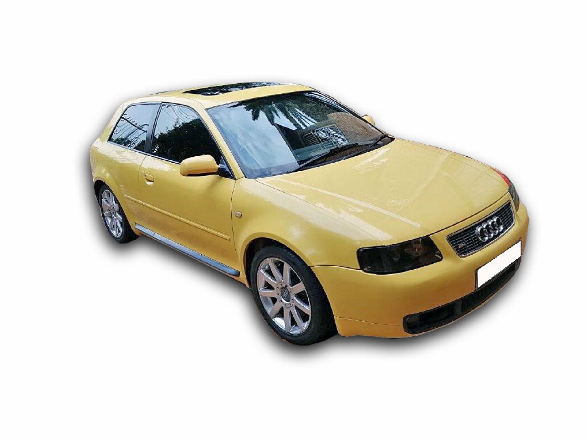 Audi S3 2LT, TURBO, Quattro