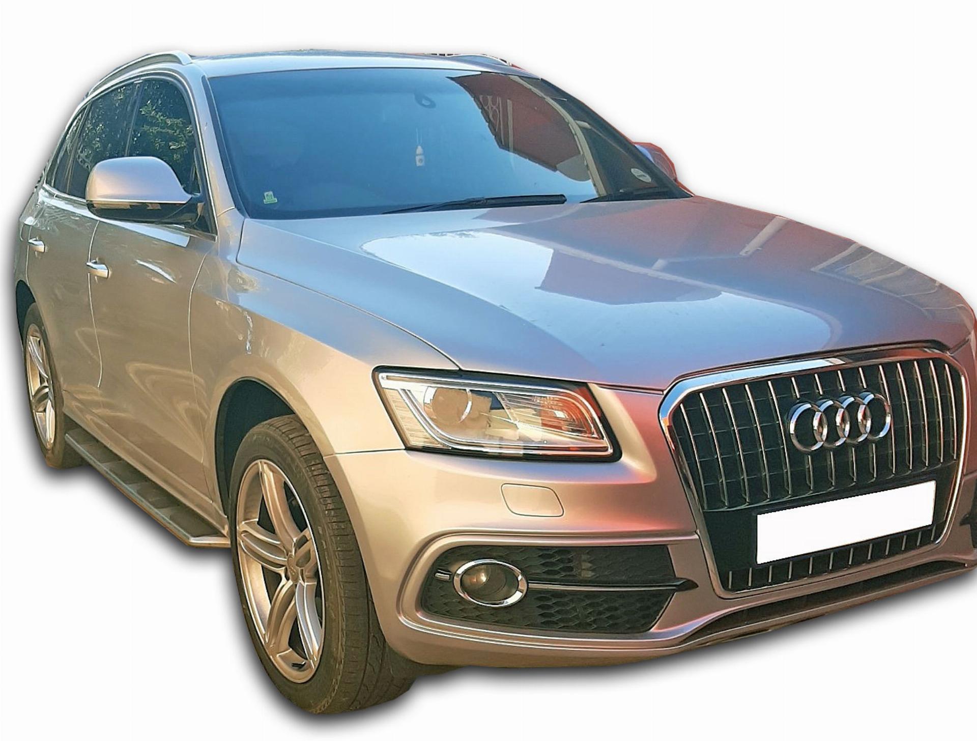 Audi Q5 2.0 TDI S-LINE Quatt S Tronic