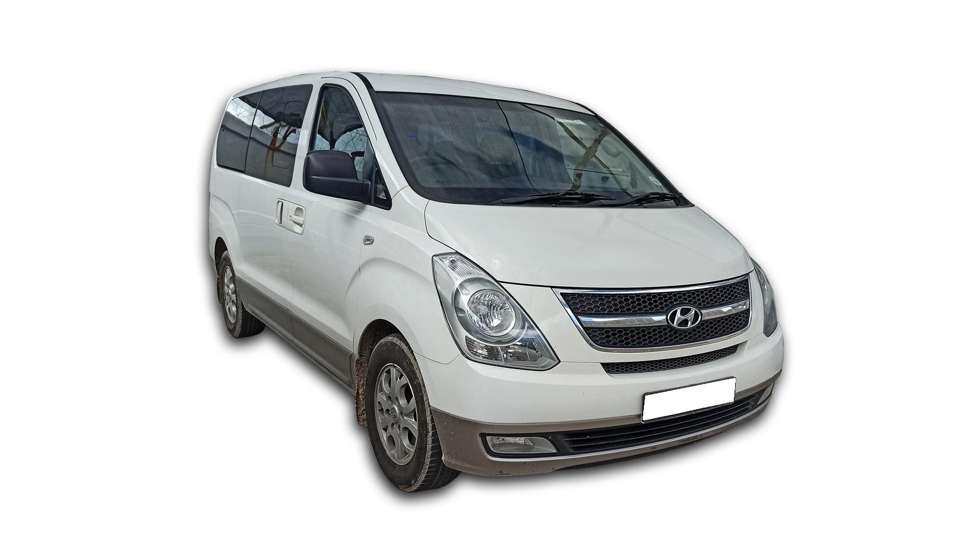 Hyundai H100 2.5 Crdi (VGT) Wag