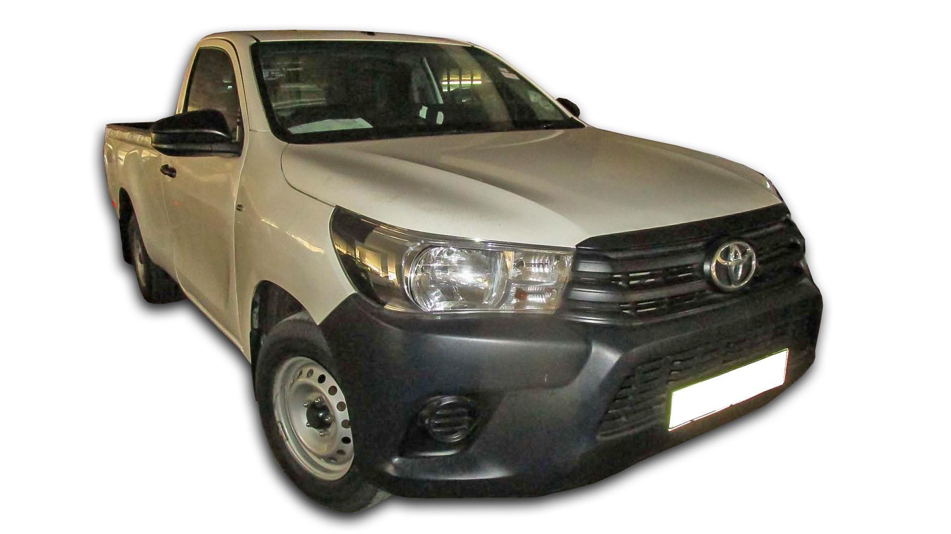 Toyota Hilux 2.4 GD A/C P/U S/C