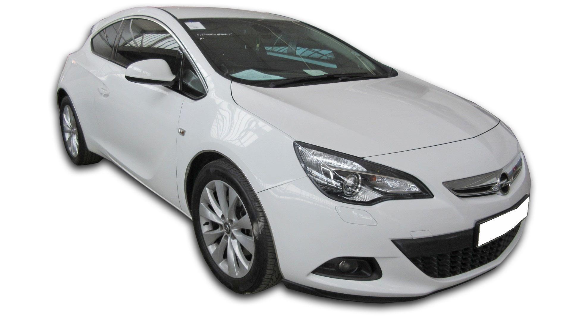 Opel Astra GTC 1.6T Sport