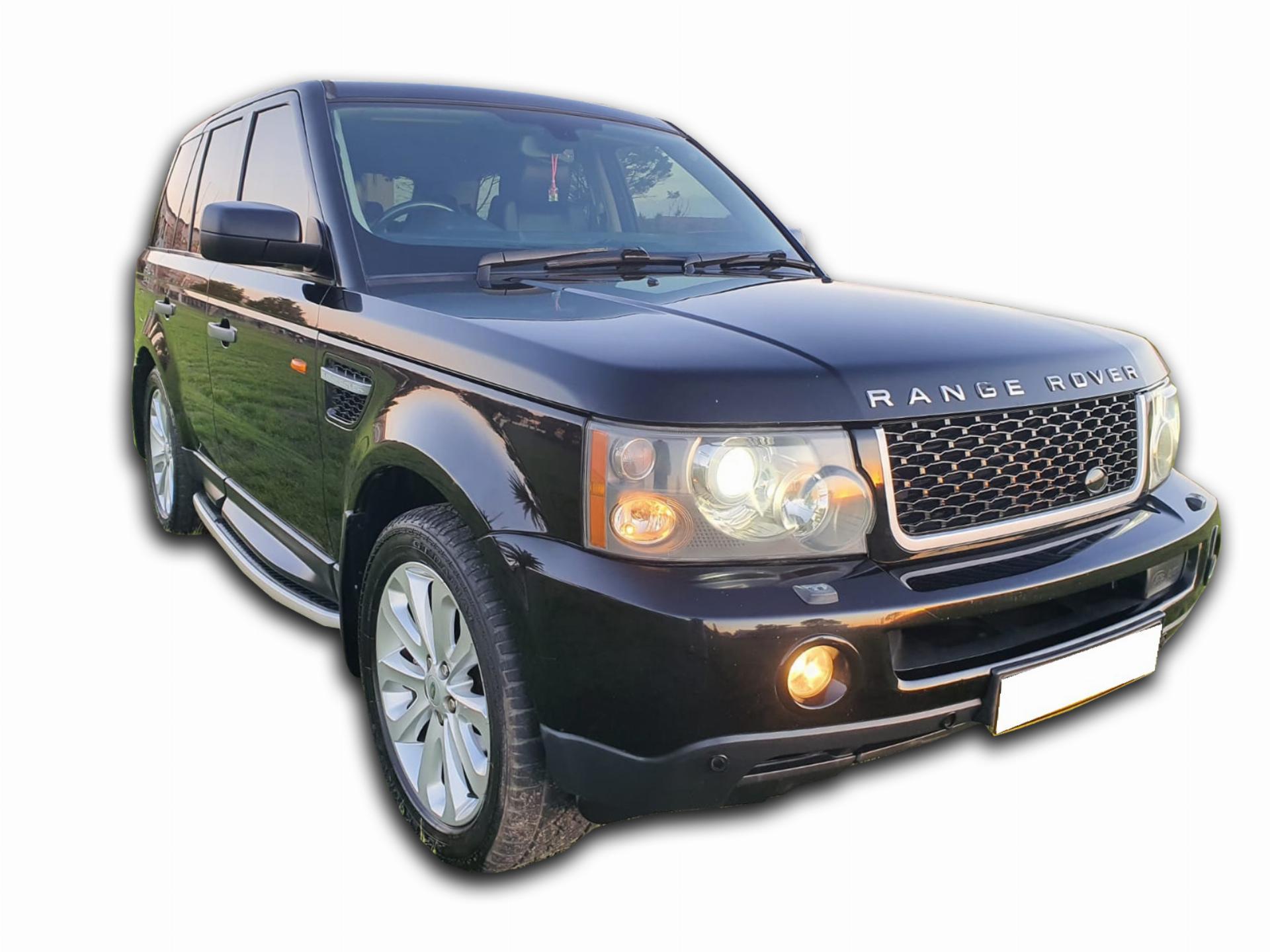 Land Rover Range Rover Sport 4.2 V8 Supercharged