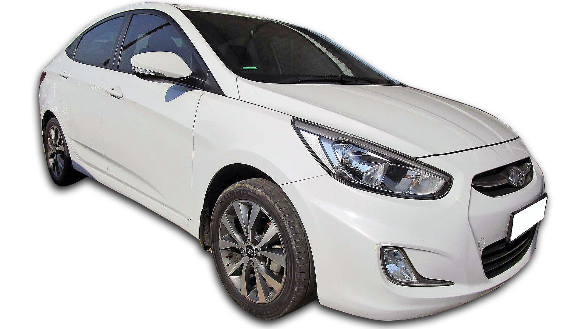 Hyundai Accent 1.6 GLS Fluid
