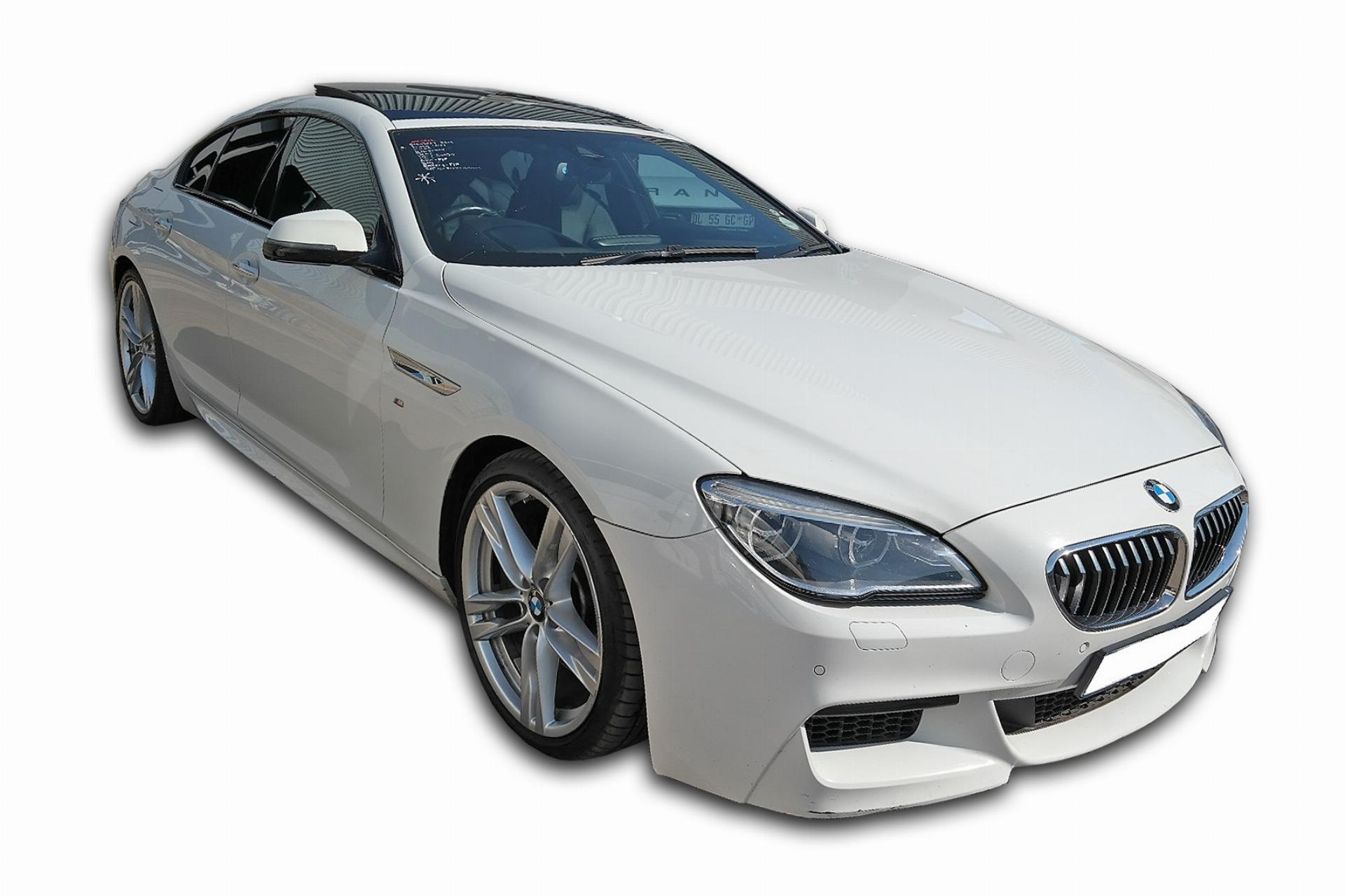 BMW 6 Series 640D Gran Coupe M Sport