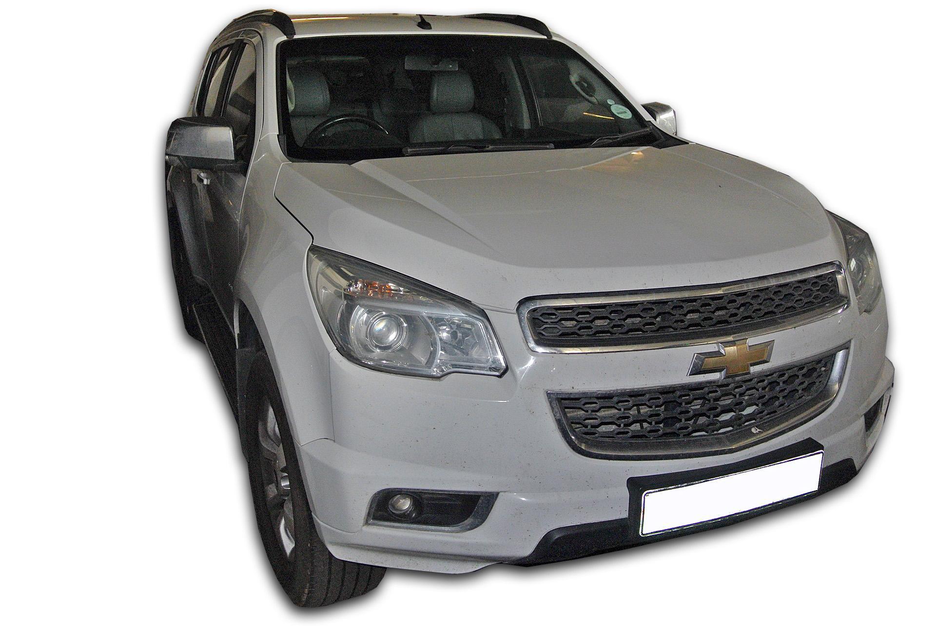 Chevrolet Trailblazer 2.8 LTZ