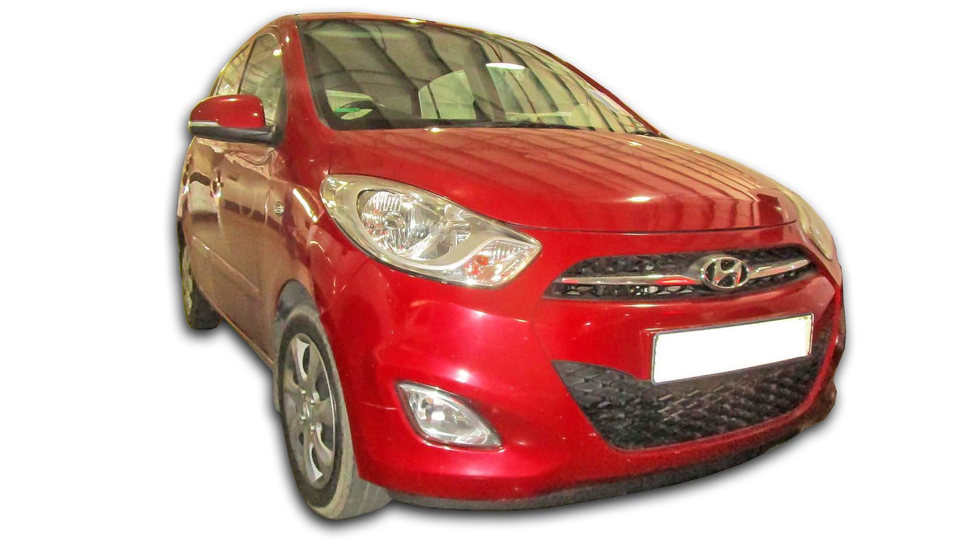 Hyundai I10 1.1 GLS/ Motion