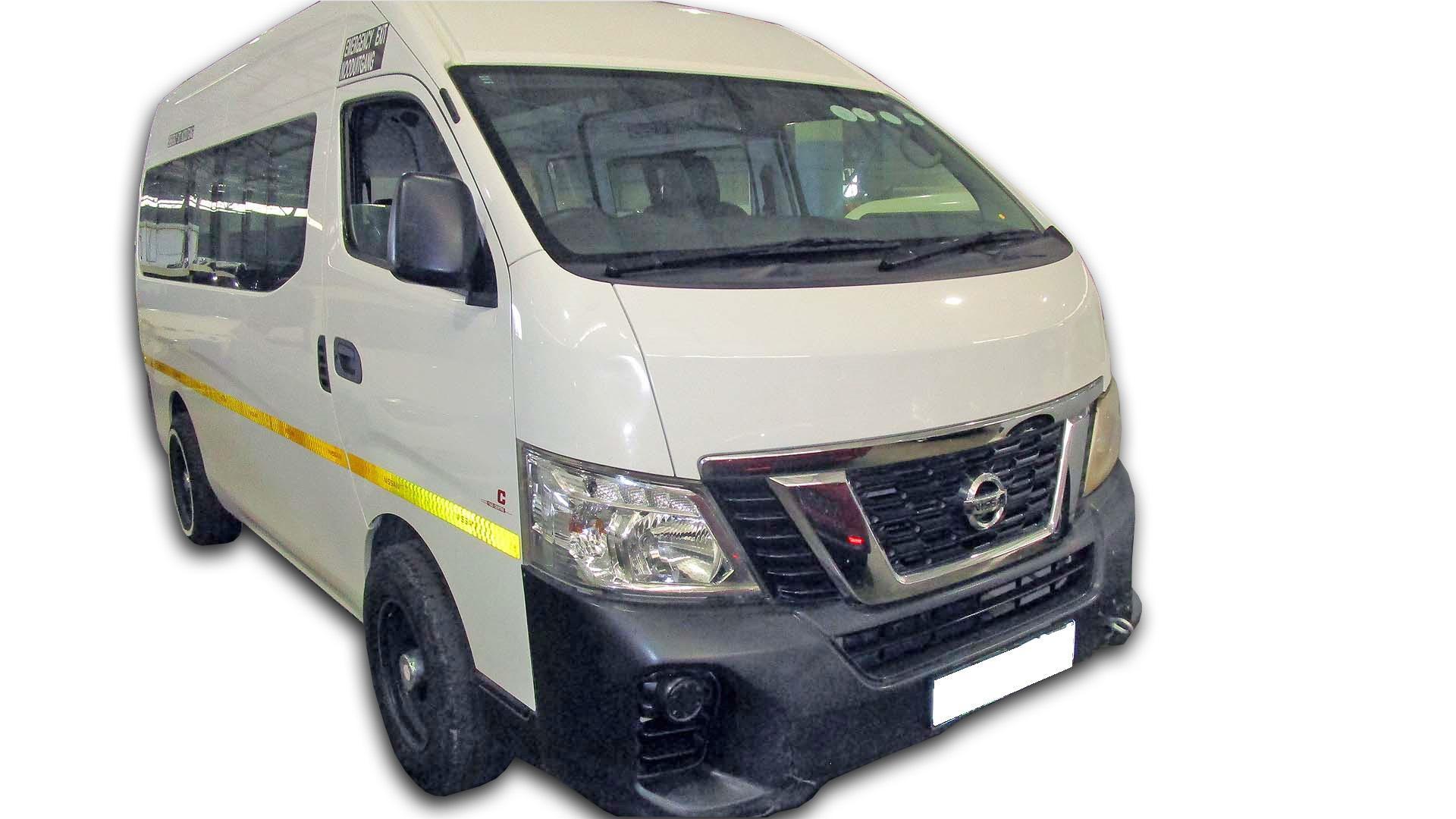 Nissan NV350 2.5 L 16 Seater I M