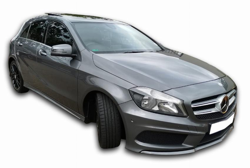 Mercedes Benz A Class 2.0
