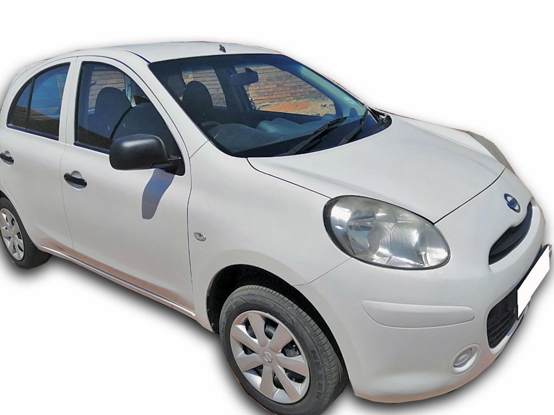 Nissan Micra 1.2 Visia (D82) 5DRS