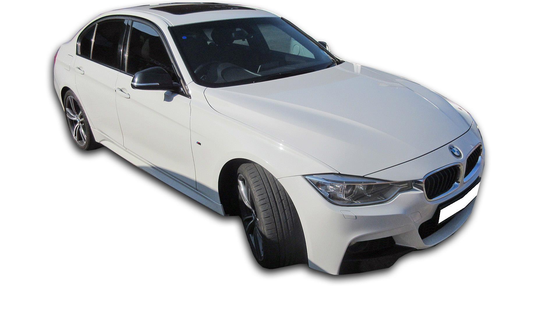BMW 3 Series 330I (F30)
