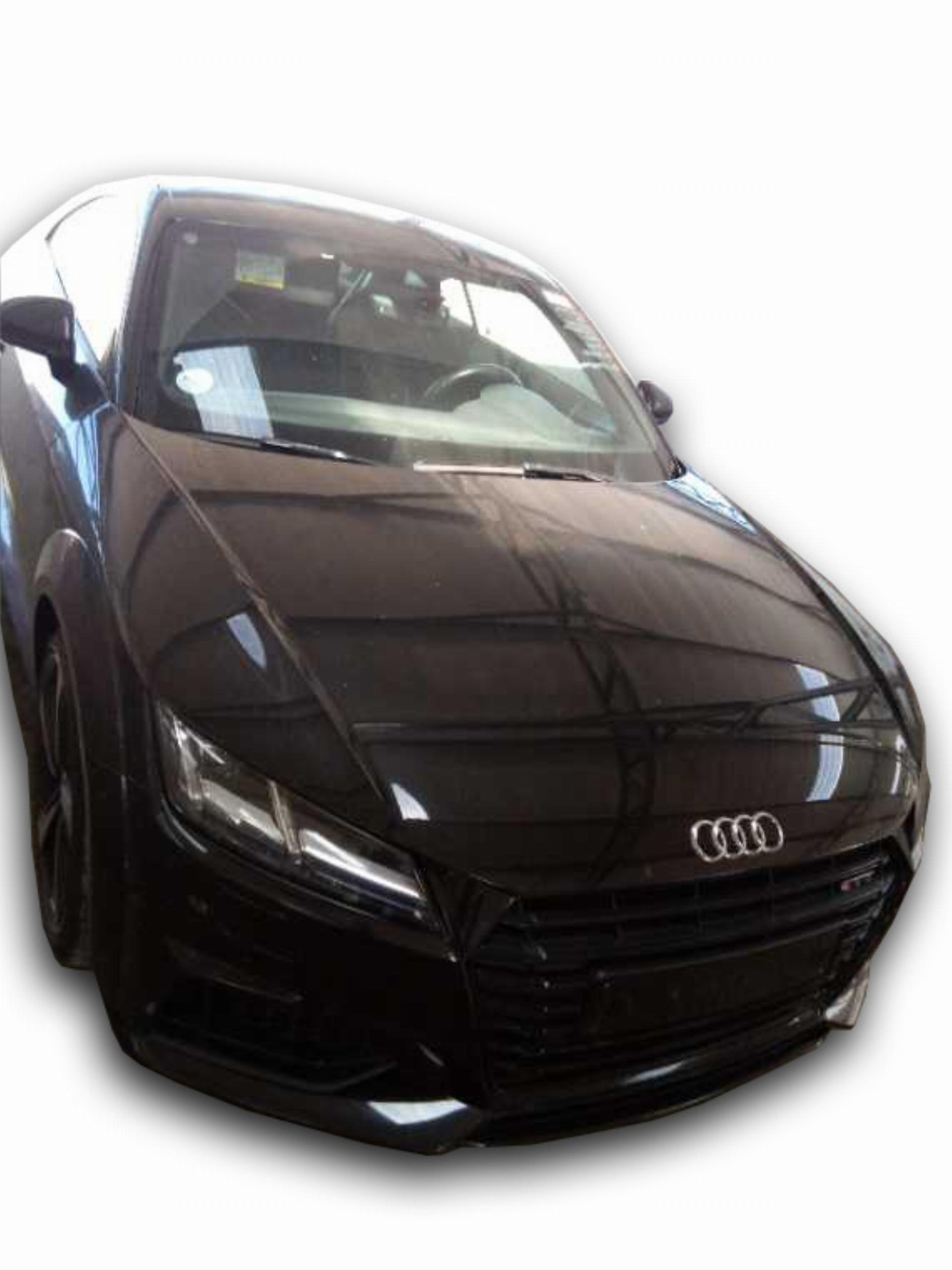 Audi TT S Quaro Coupe S Tro