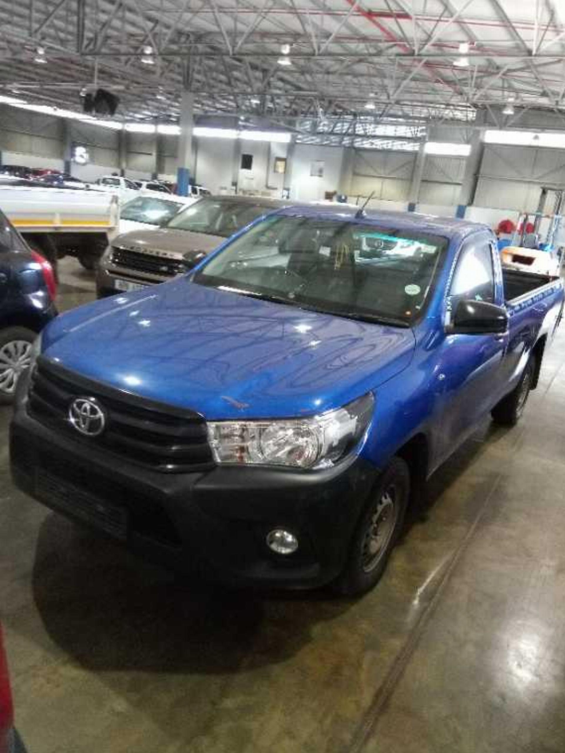 Toyota Hilux 2.4 GD A/C P/U