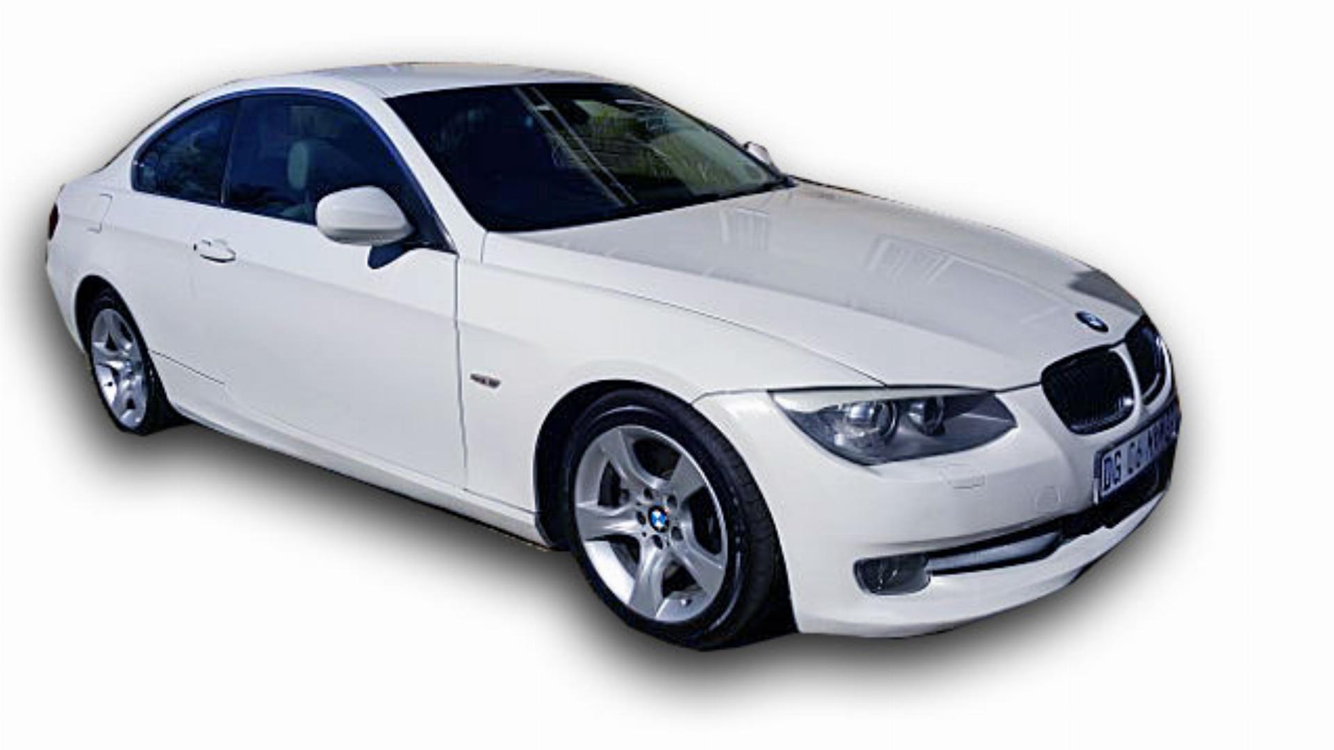BMW 3 Series 325I E92