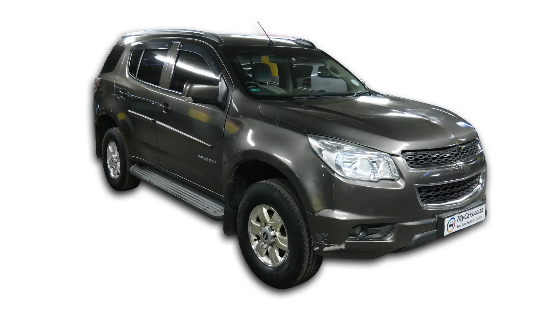 Chevrolet Trailblazer 2.5 LT