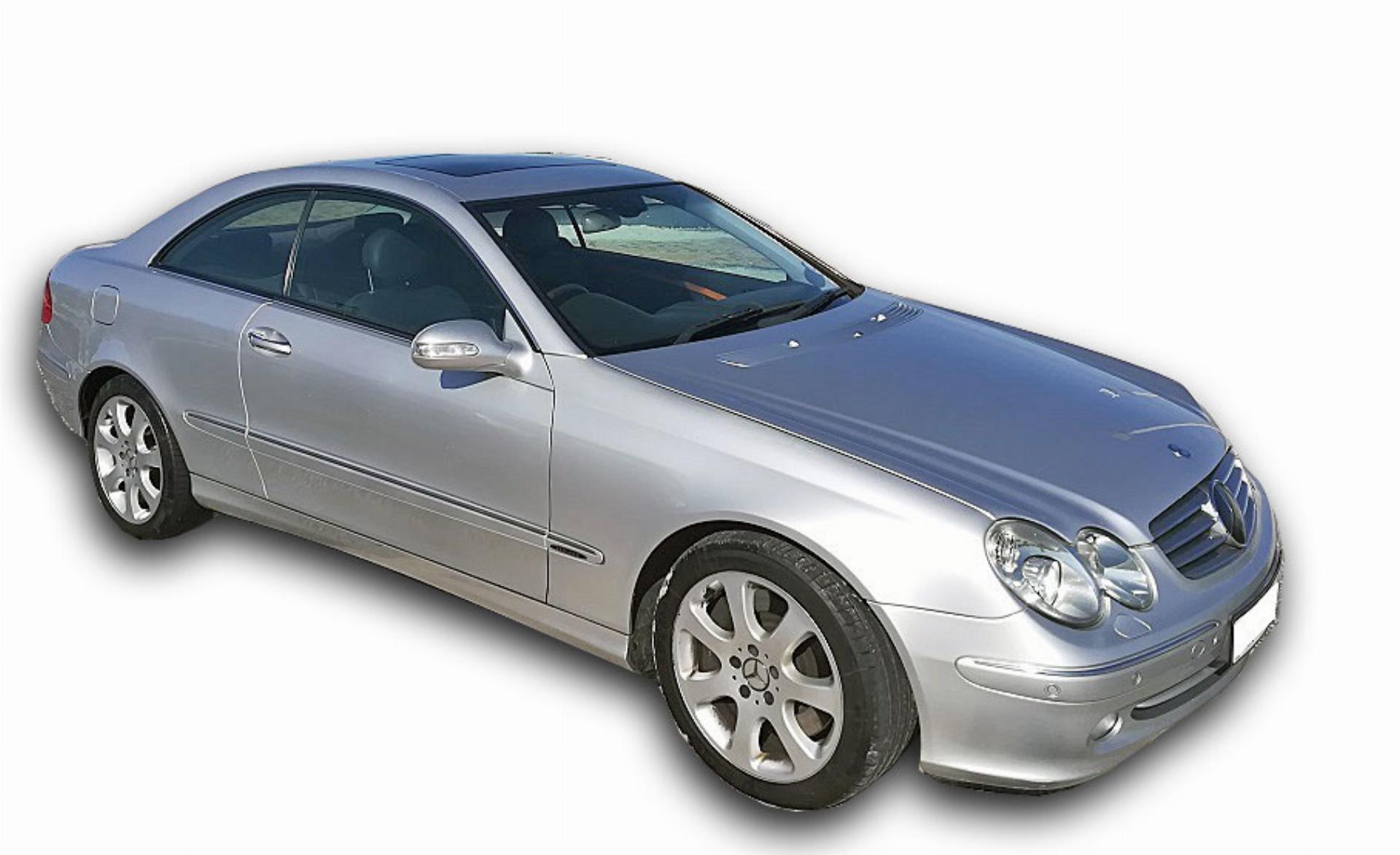Mercedes Benz CLK 500 Elegance