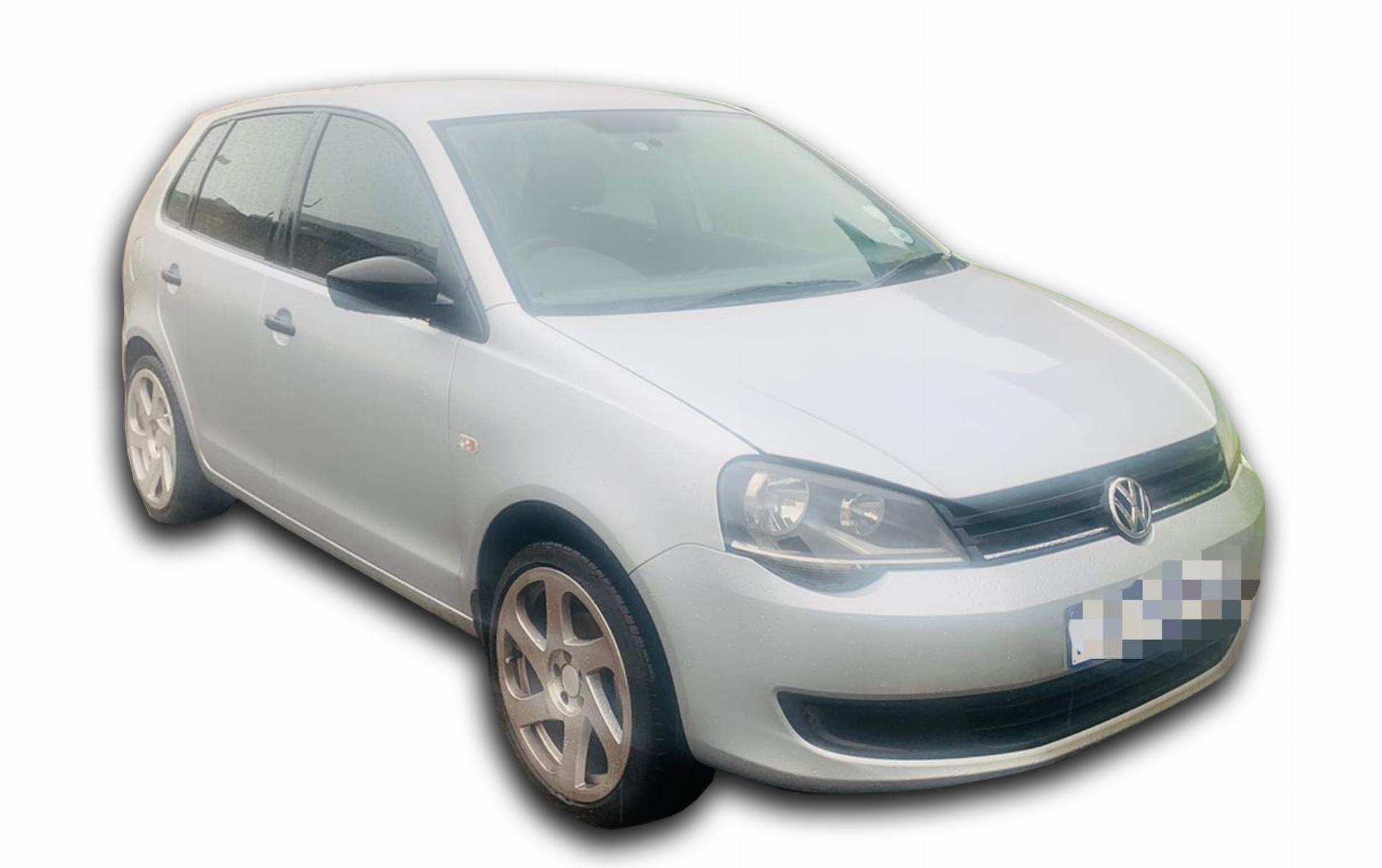 VW Polo Vivo 1.4 Concept Line