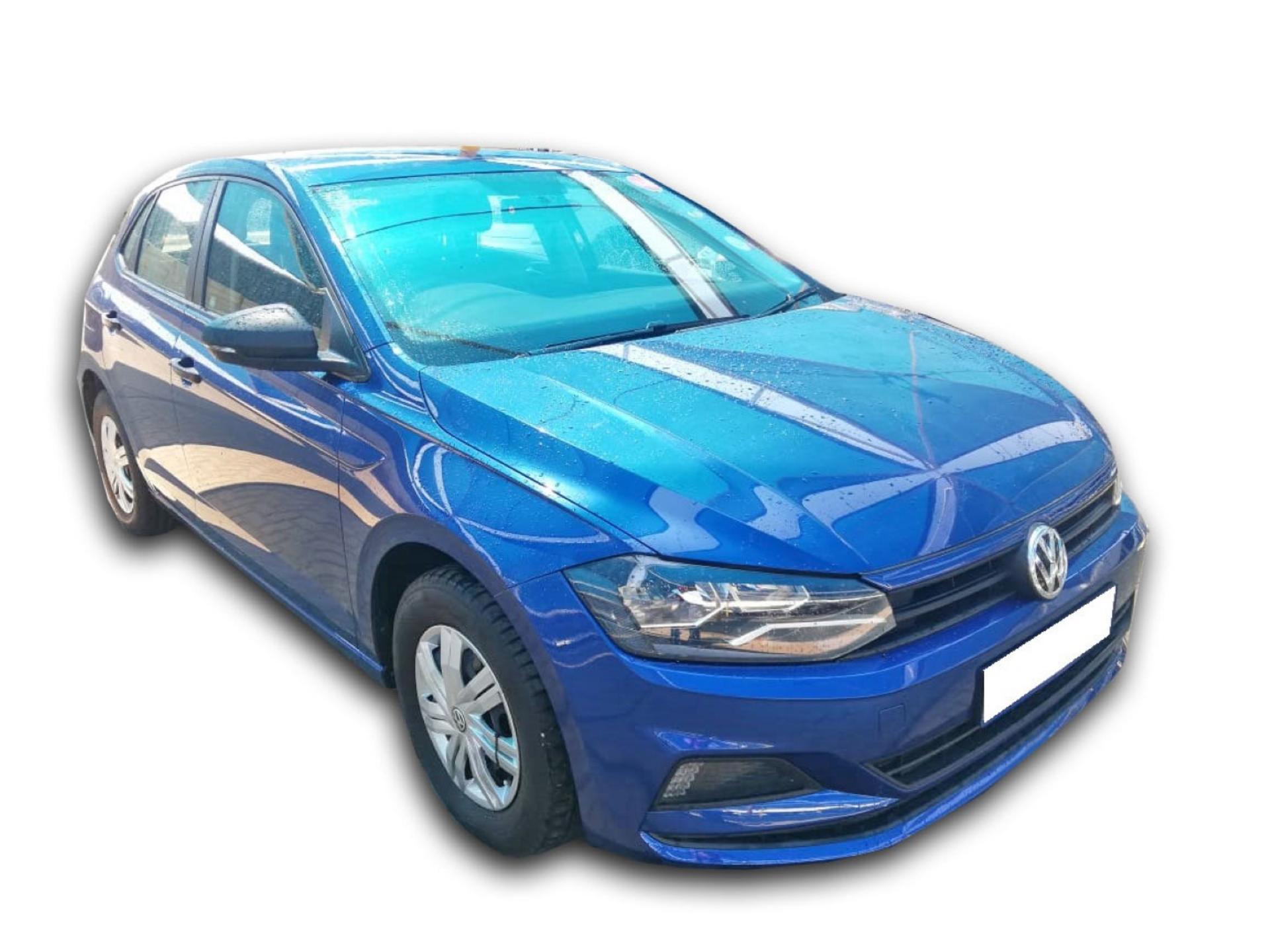 VW Polo 1.0 Tsi Trendline