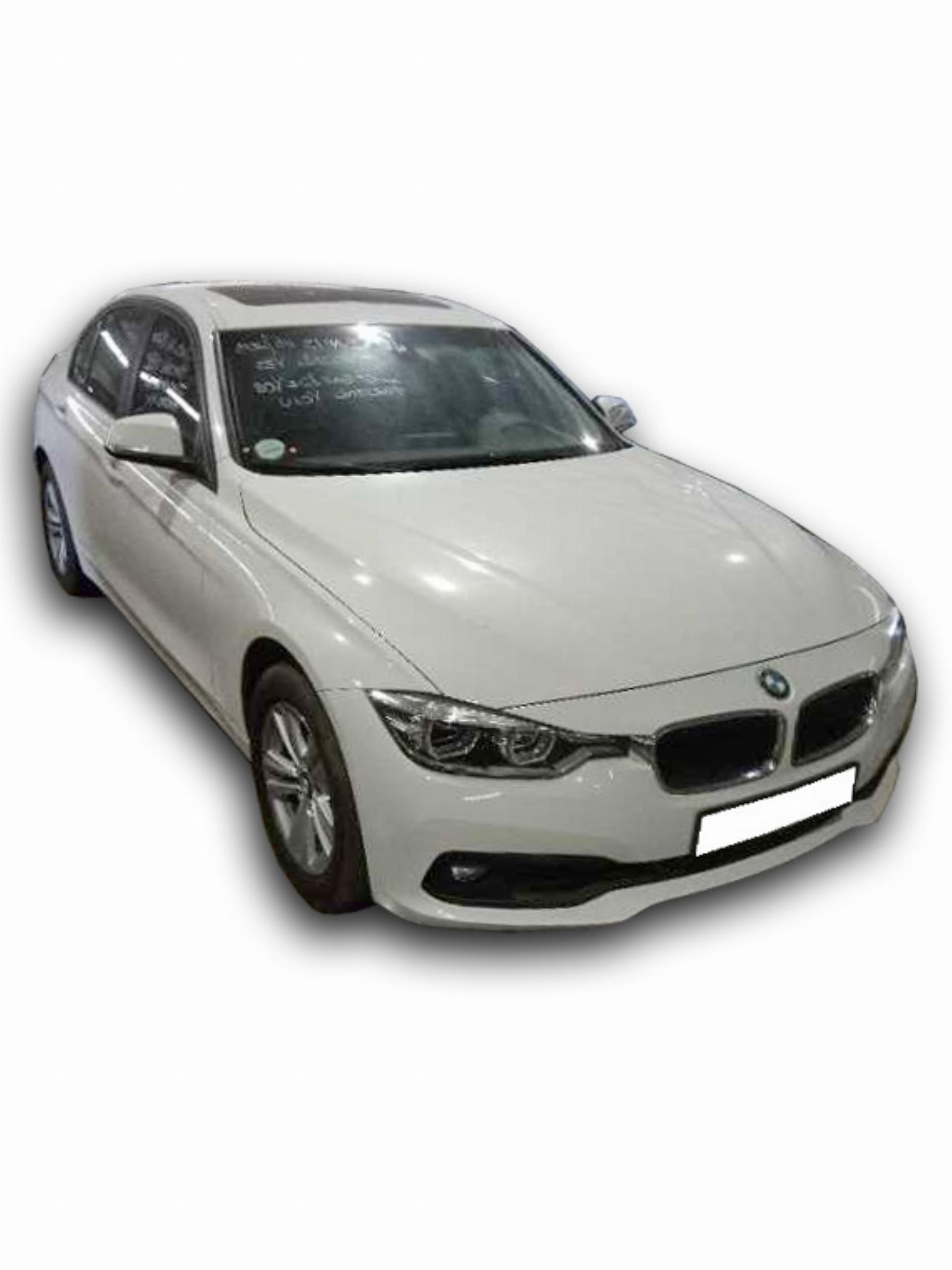 BMW 3 Series 318I A/T (F30)