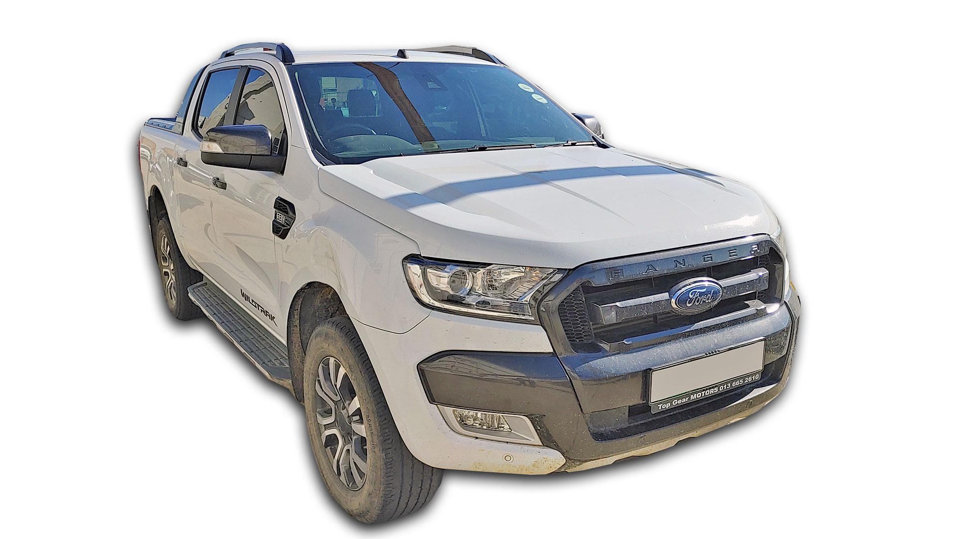 Ford Ranger 3.2TDCI Wildtrak A