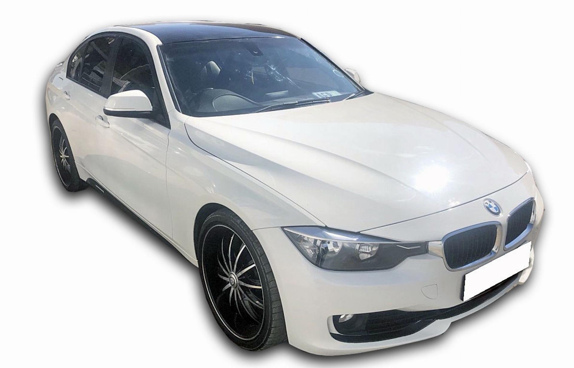 3 Series BMW 335I Sport Line