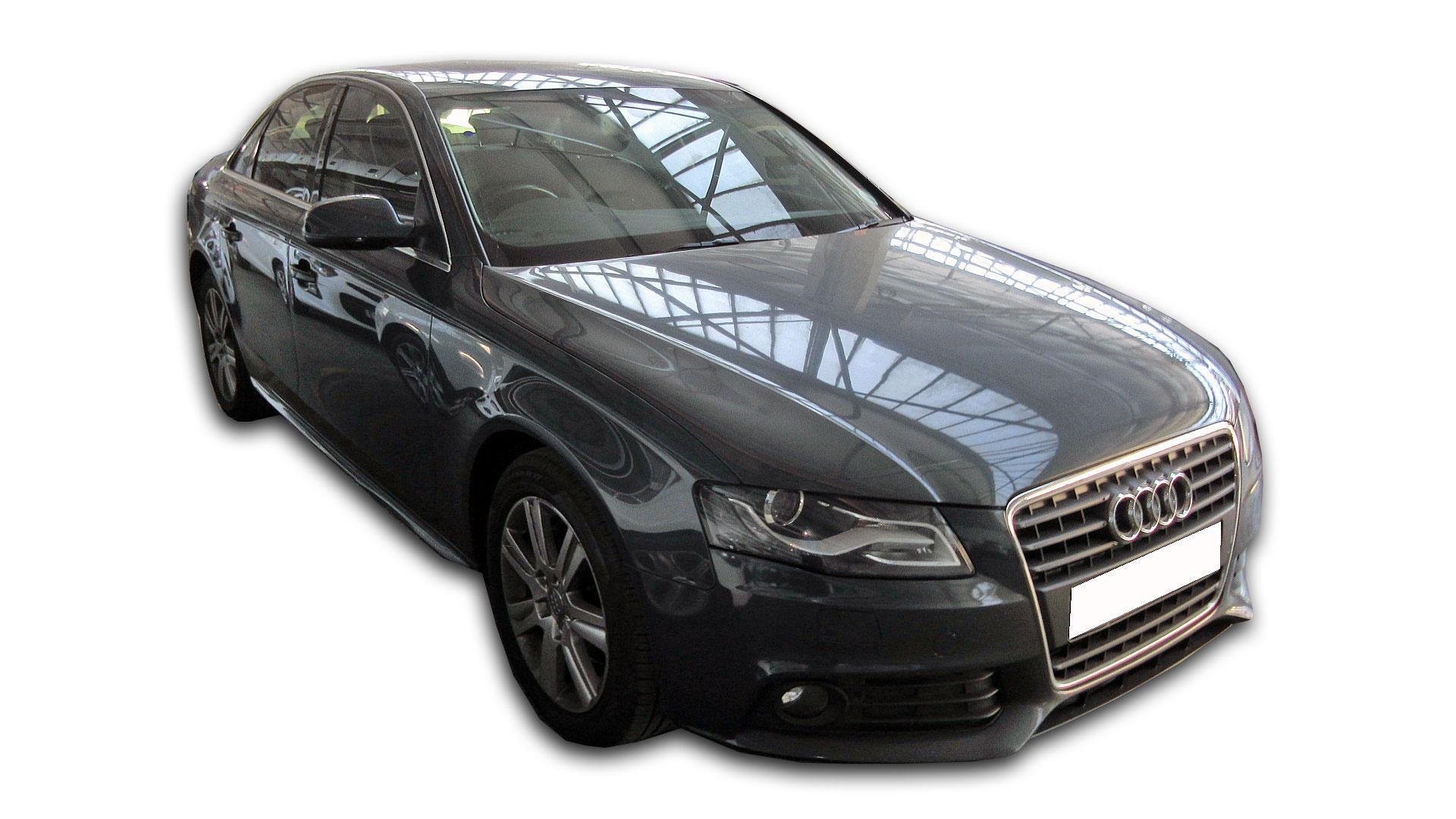 Audi A4 2.0 T Ambition (B8)