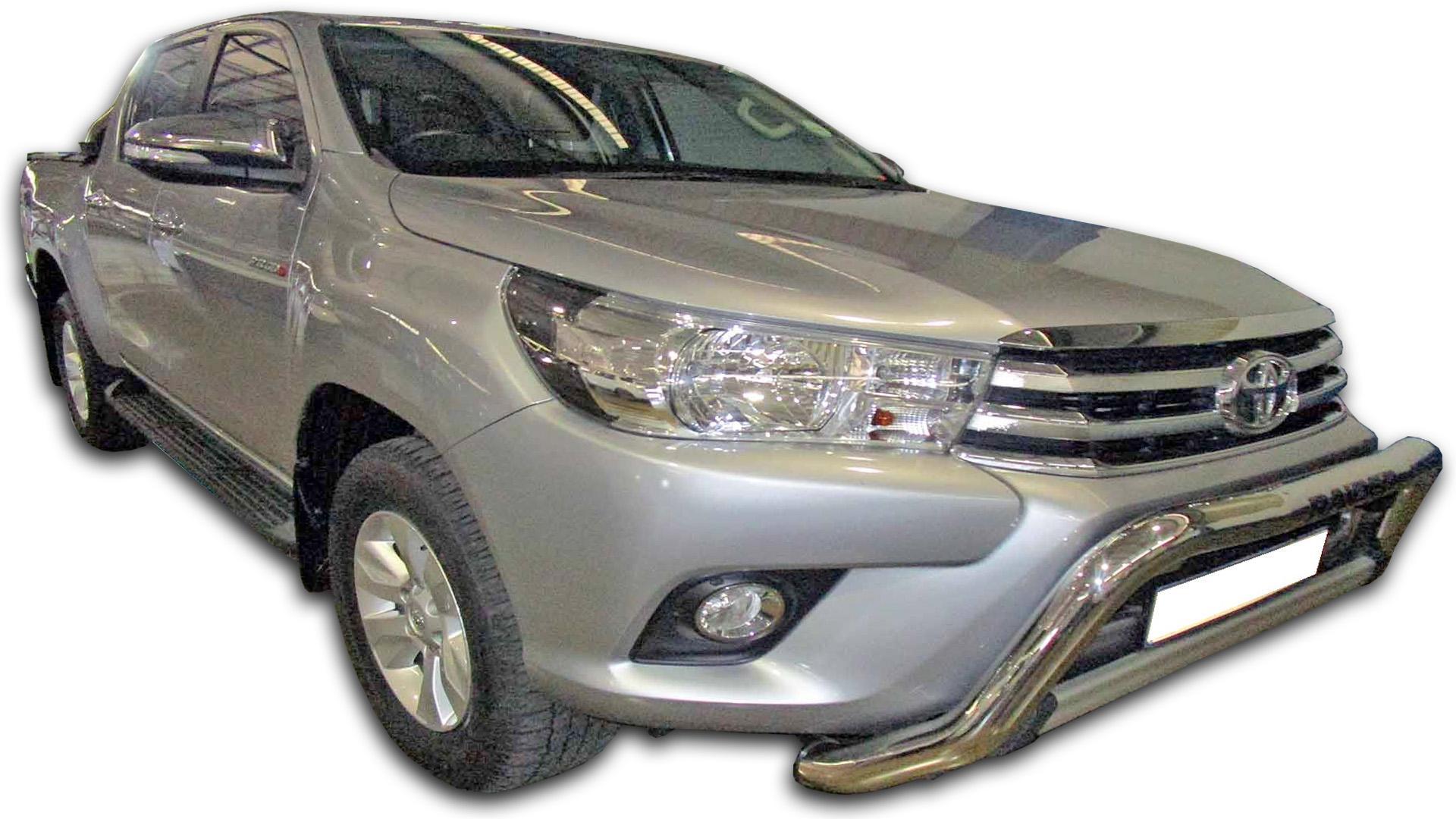 Toyota Hilux 2.8 GD-6 RB RA