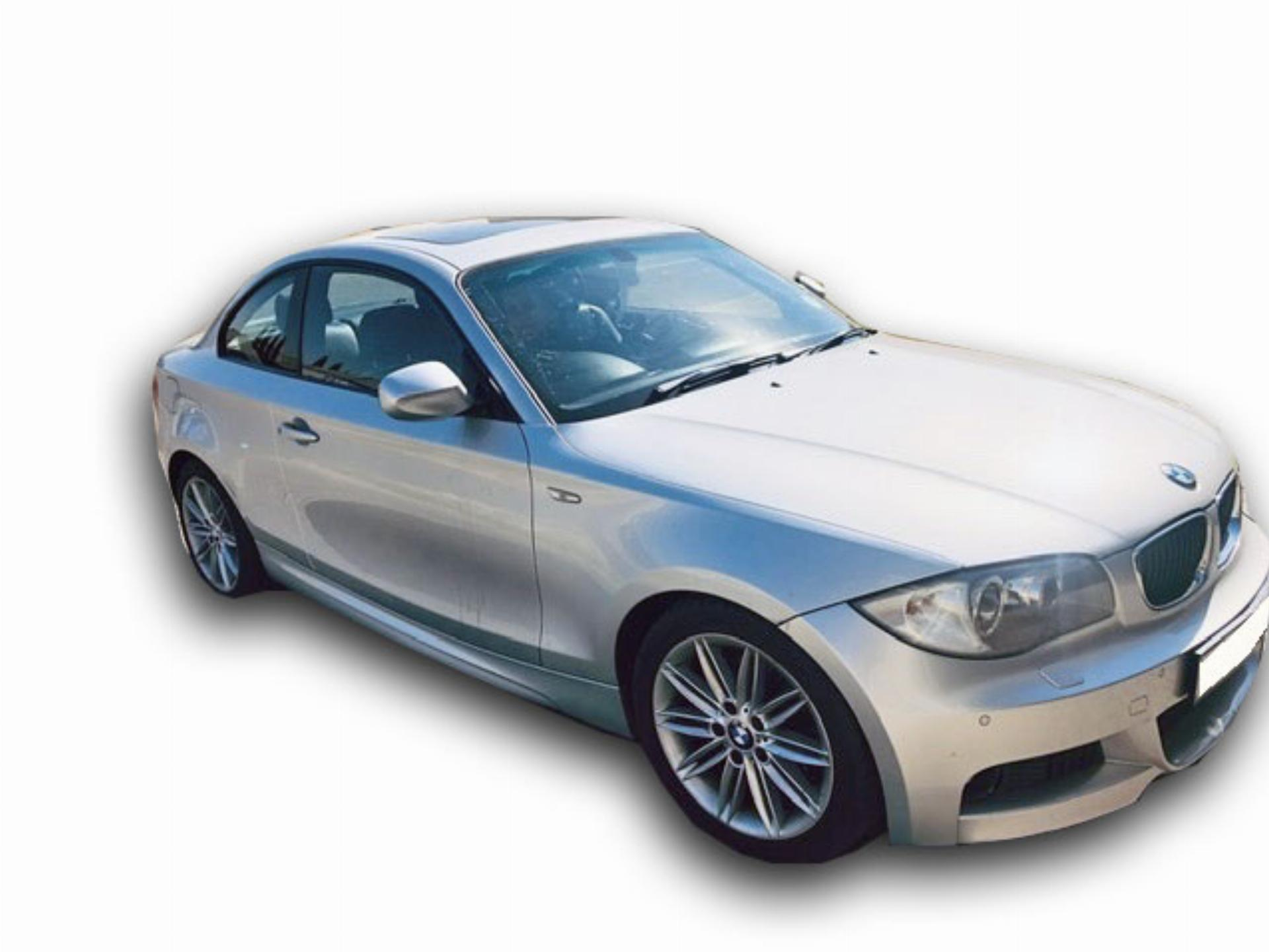 BMW 1 Series 125I Sport Coupe