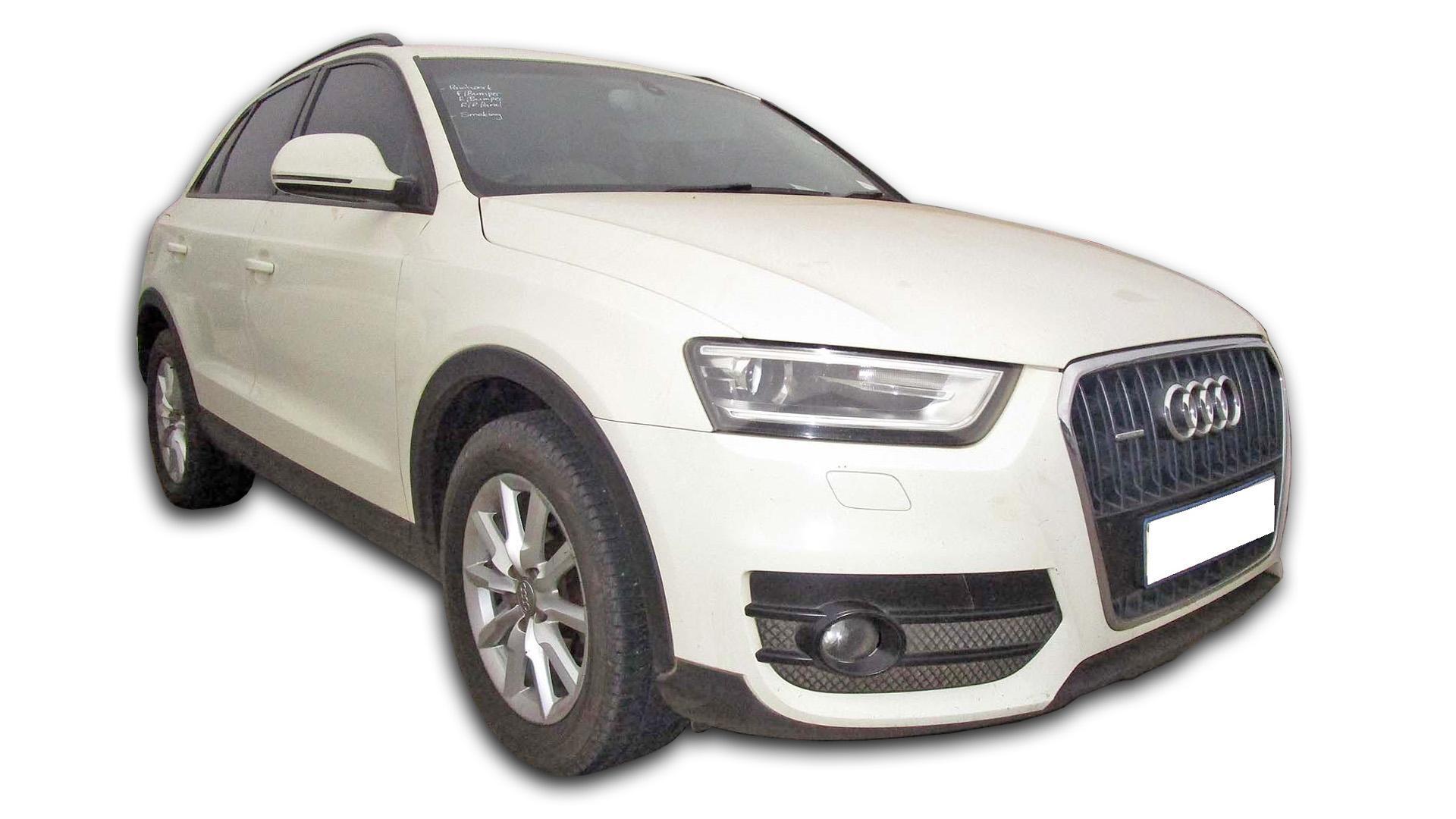 Audi Q3 2.0T Fsi Quattro