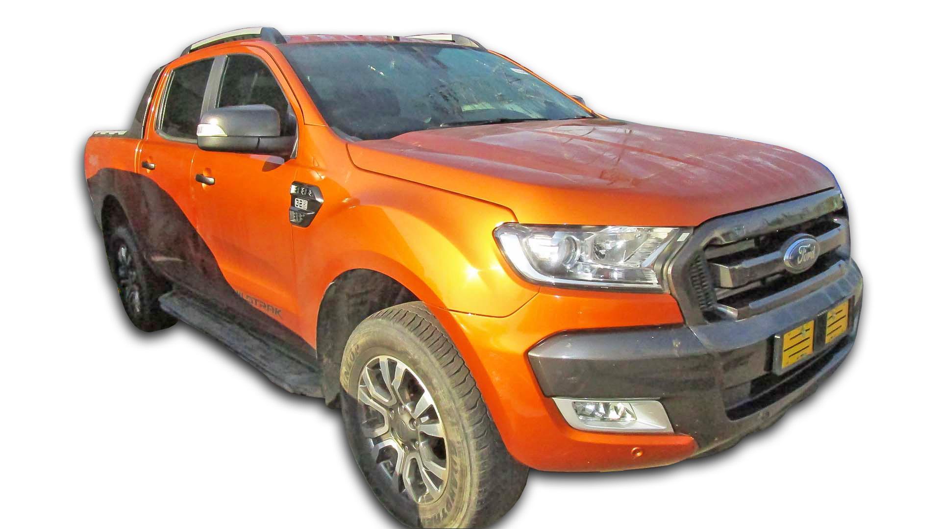 Ford Ranger 3.2TDCI 3.2 Wil
