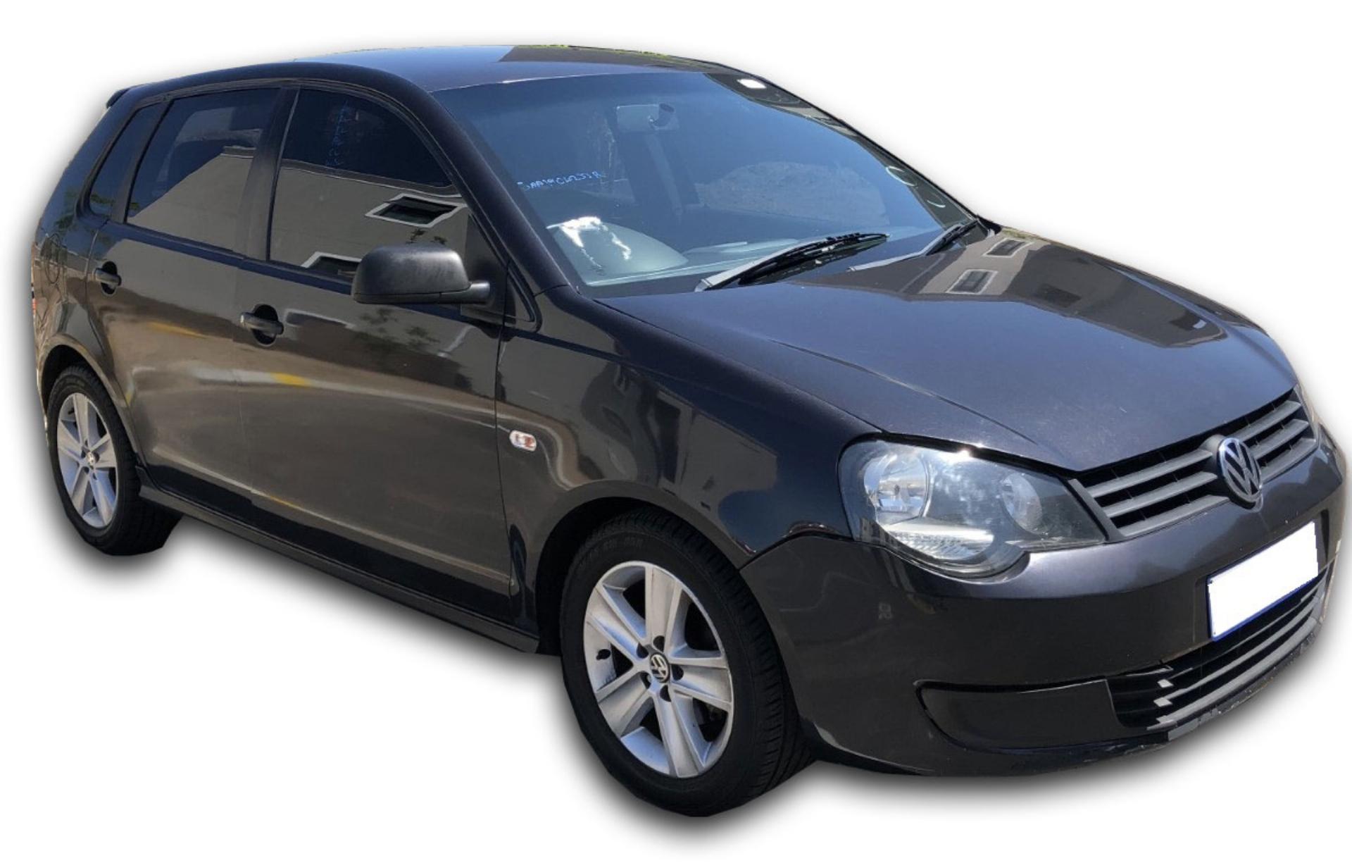 Volkswagen Polo Vivo 1.6 GT