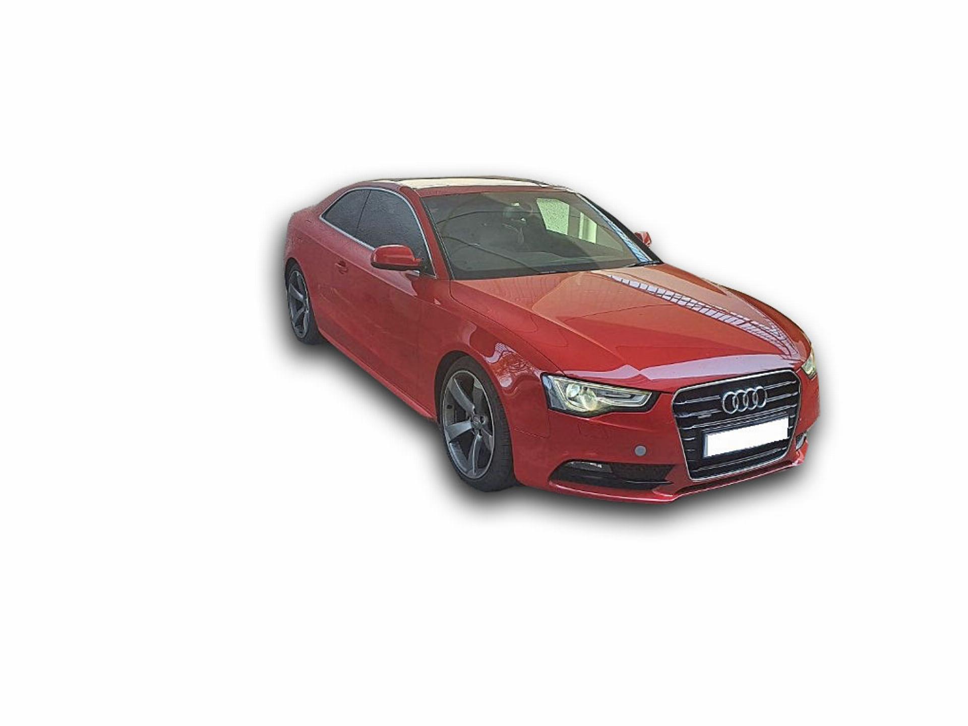 Audi A5 2.0 TFSI Quattro S-TRONIC Coupe