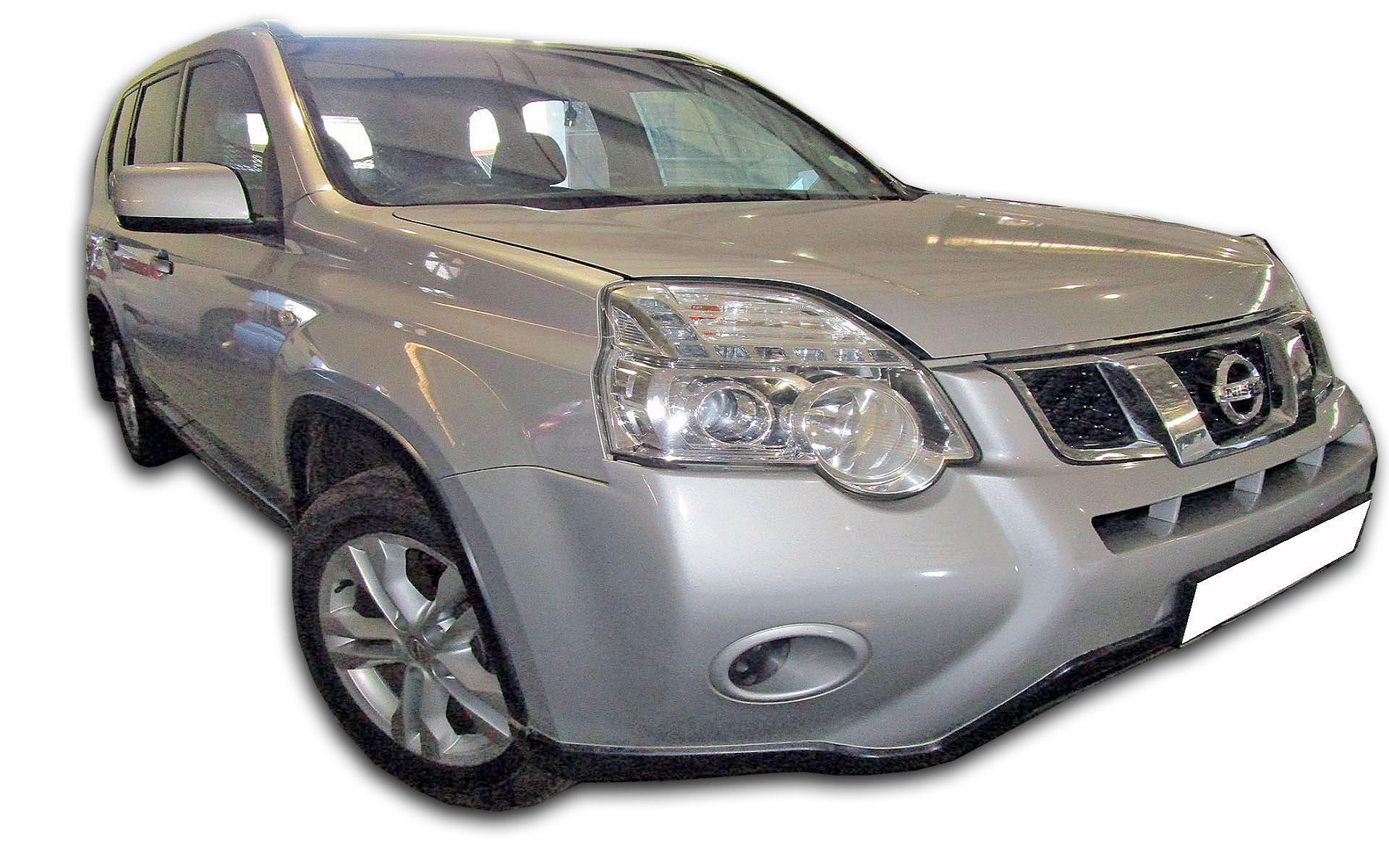 Nissan X-TRAIL 2.0 4X2