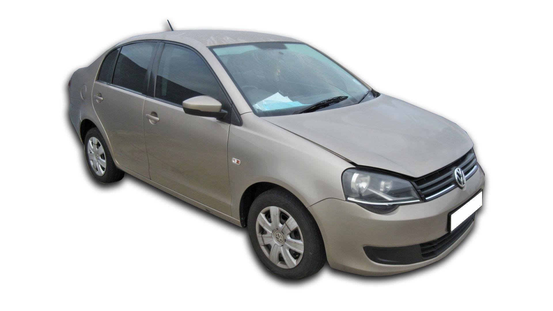 VW Polo Vivo GP 1.4 Trend