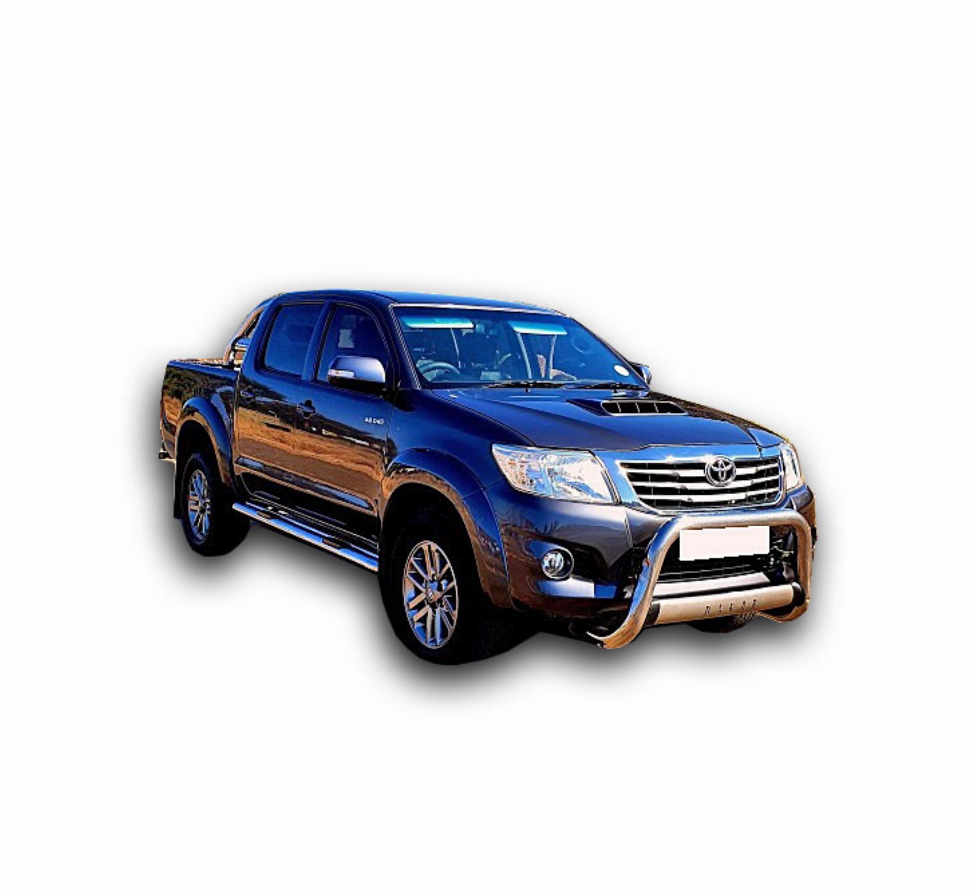 Toyota Hilux 3.0 D4D Dakar Double Cab 4X4