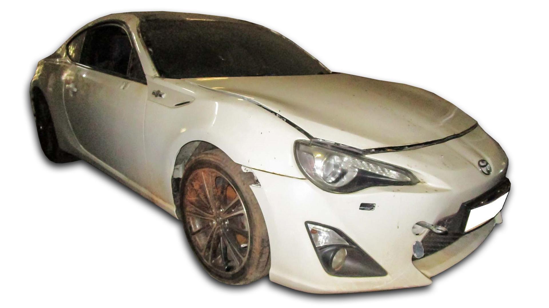 Toyota GT-86 2.0 High A/T
