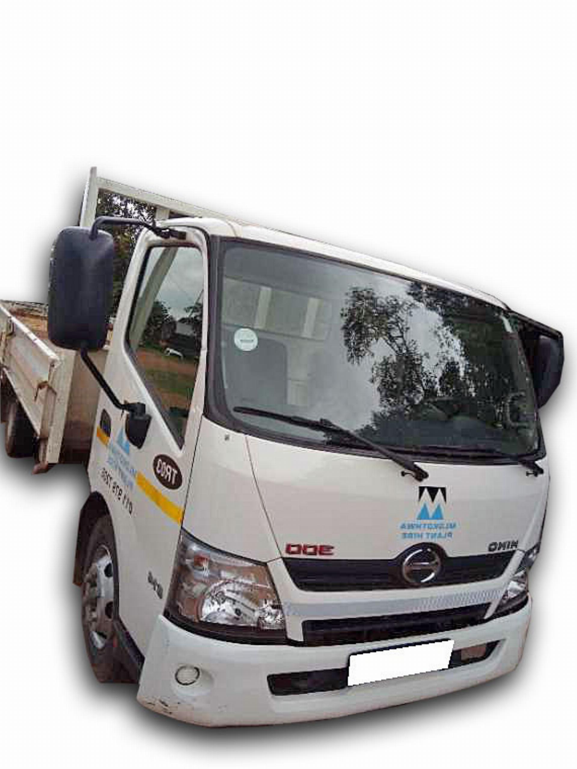 Toyota Hino 300 814 LWB (AZ3)